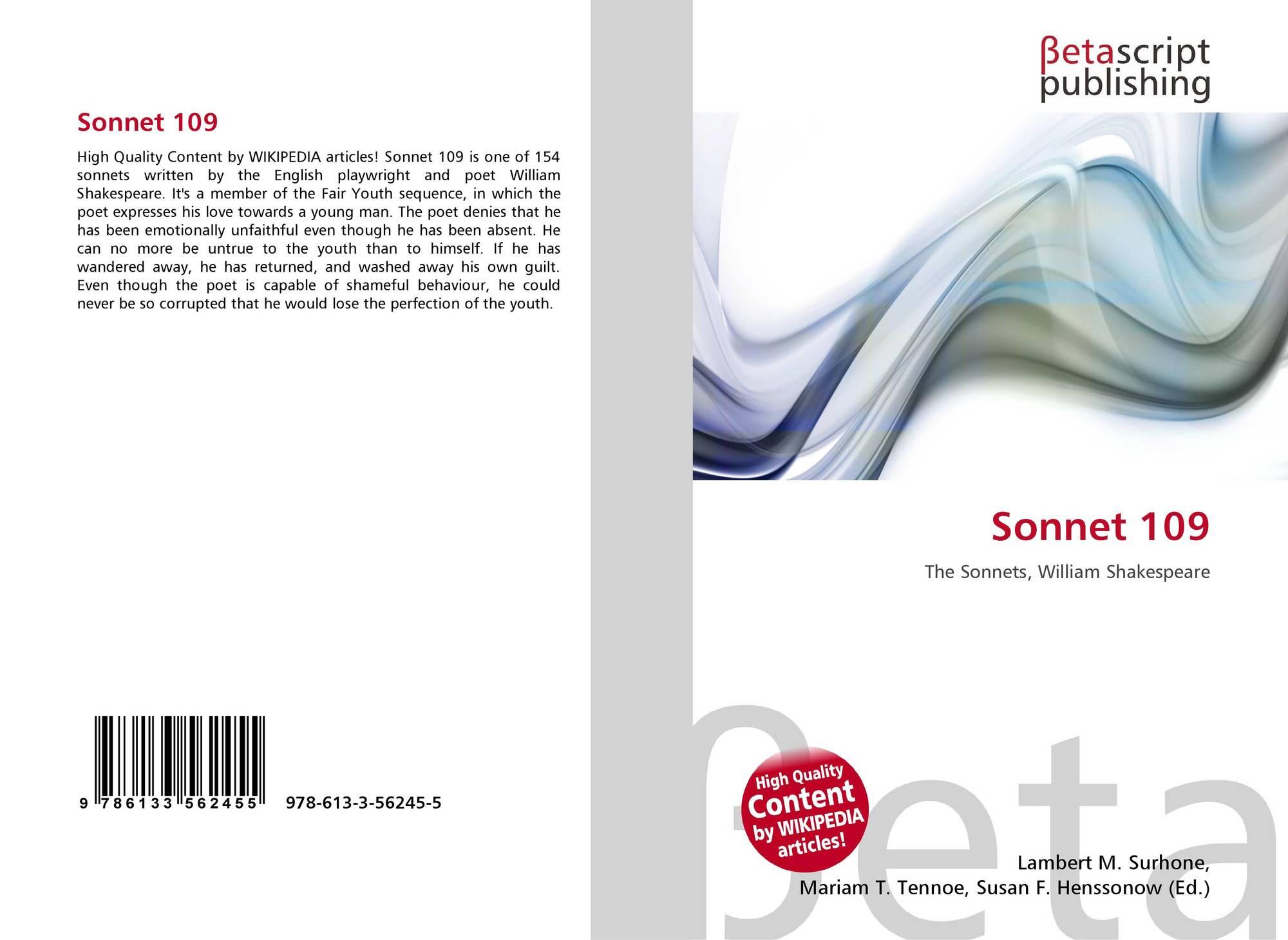 sonnet 2 analysis