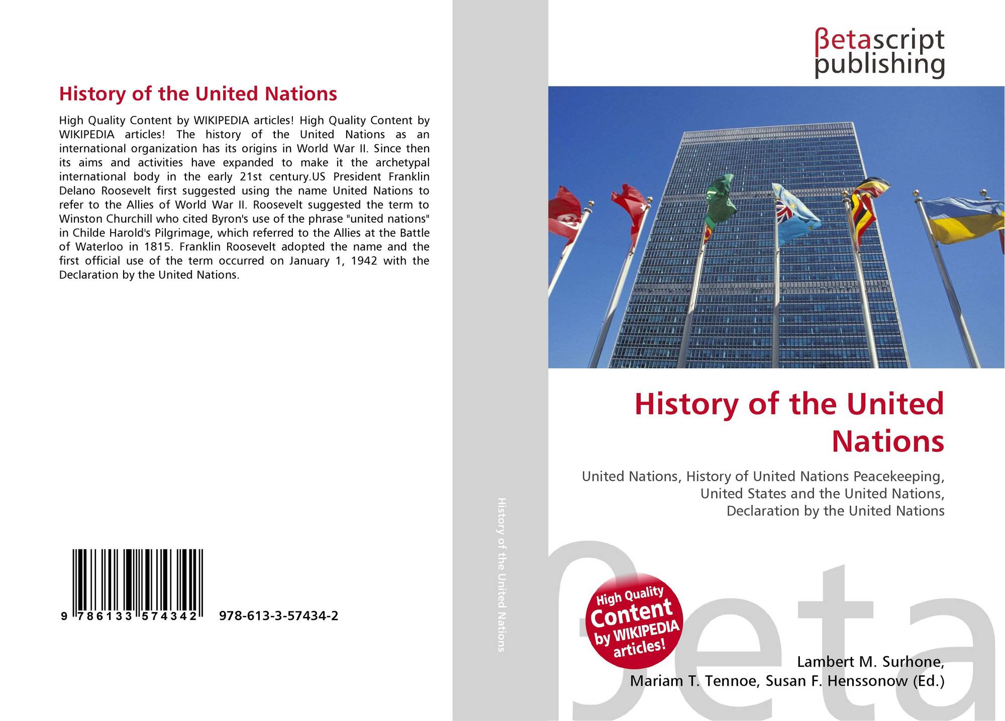 an introduction to the fate of the united nations post iraq 2003 United nations secretary-general ban ki-moon in 2003, to the point where 1947, five arab countries — egypt, iraq.