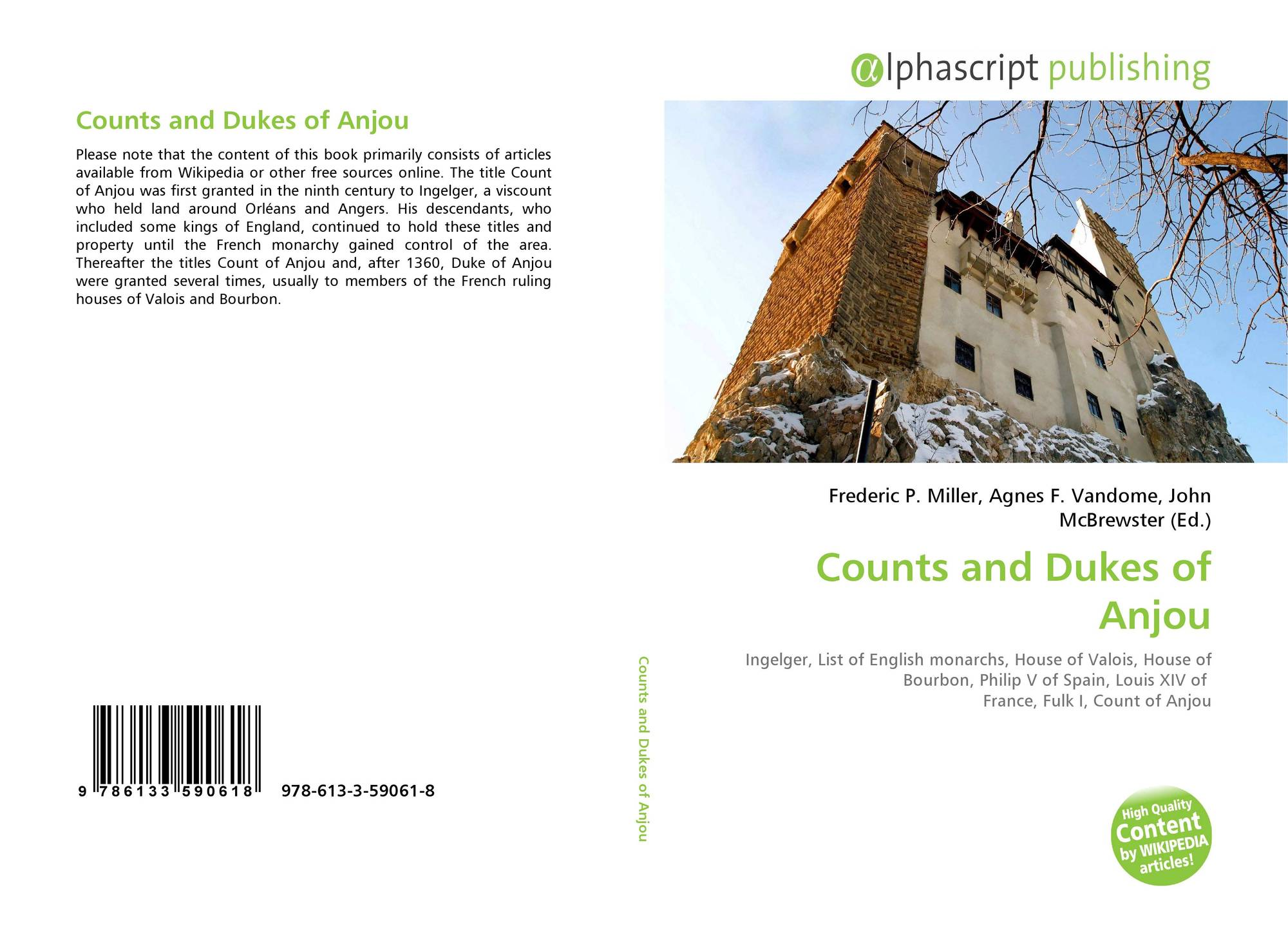 Counts and Dukes of Anjou, 978...