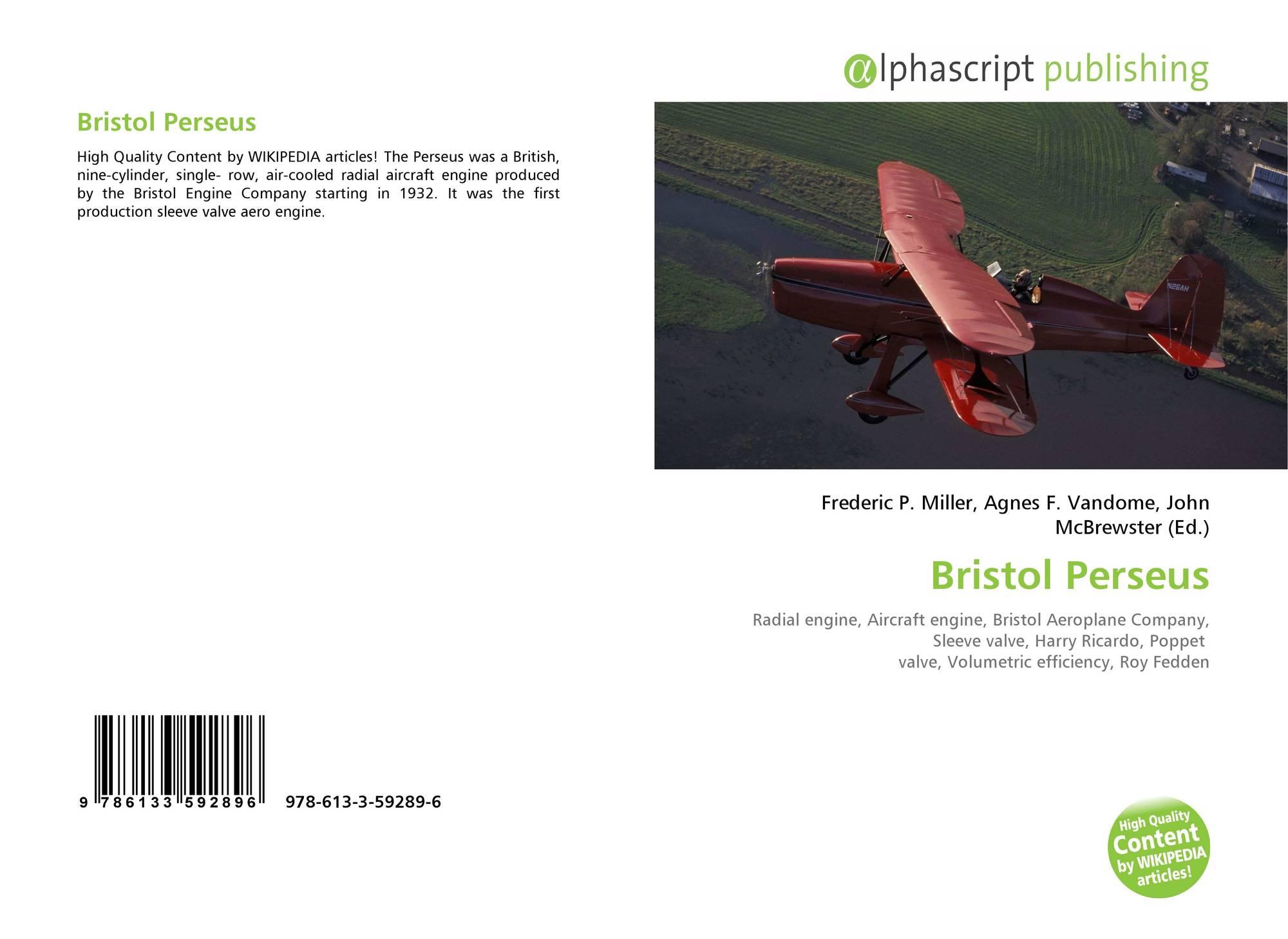 Bristol Perseus, 978-613-3-59289-6, 6133592893 ,9786133592896