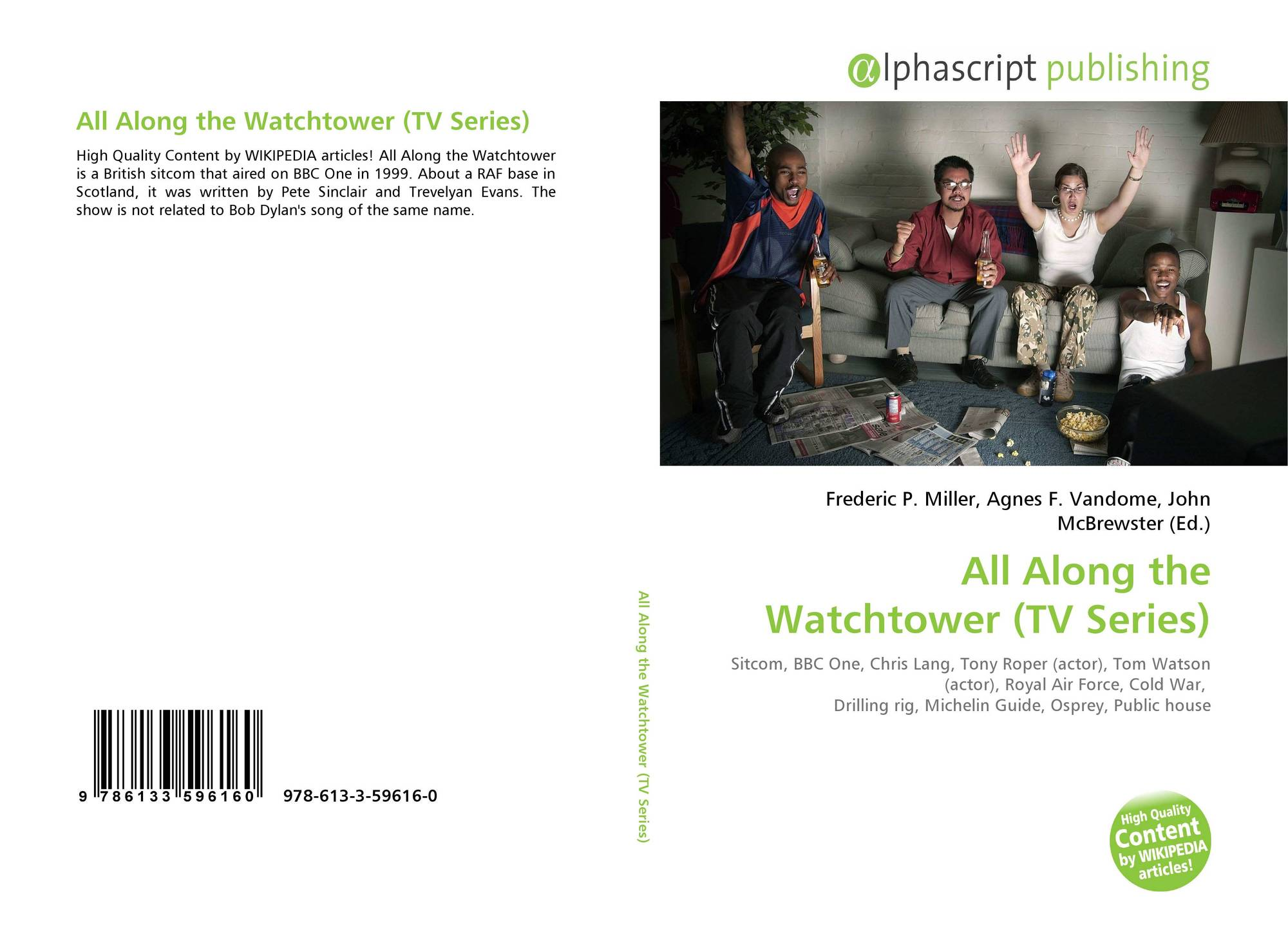 All Along the Watchtower (TV Series), 978-613-3-59616-0