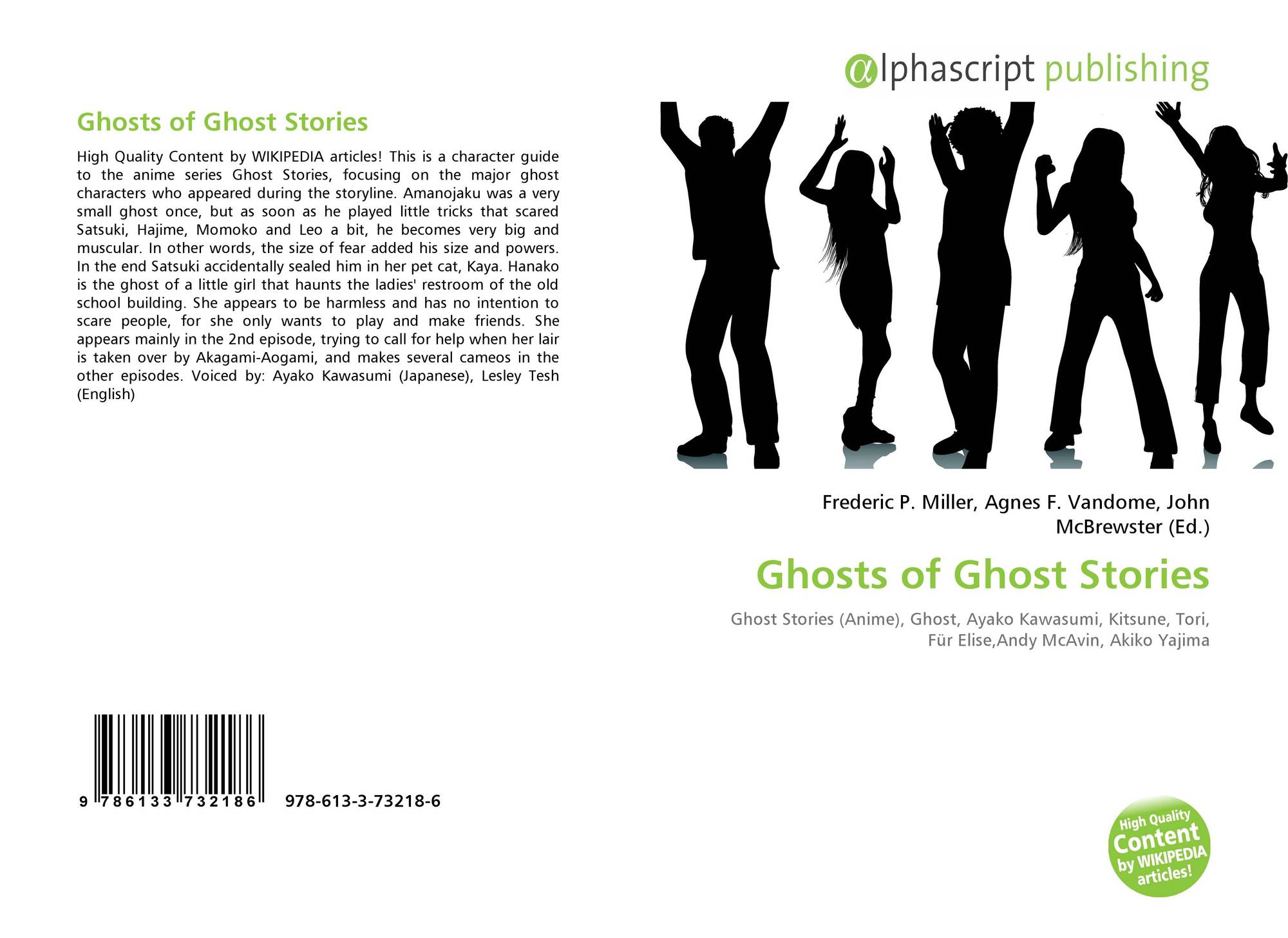 Ghosts of Ghost Stories, 978-613-3-73218-6, 6133732180