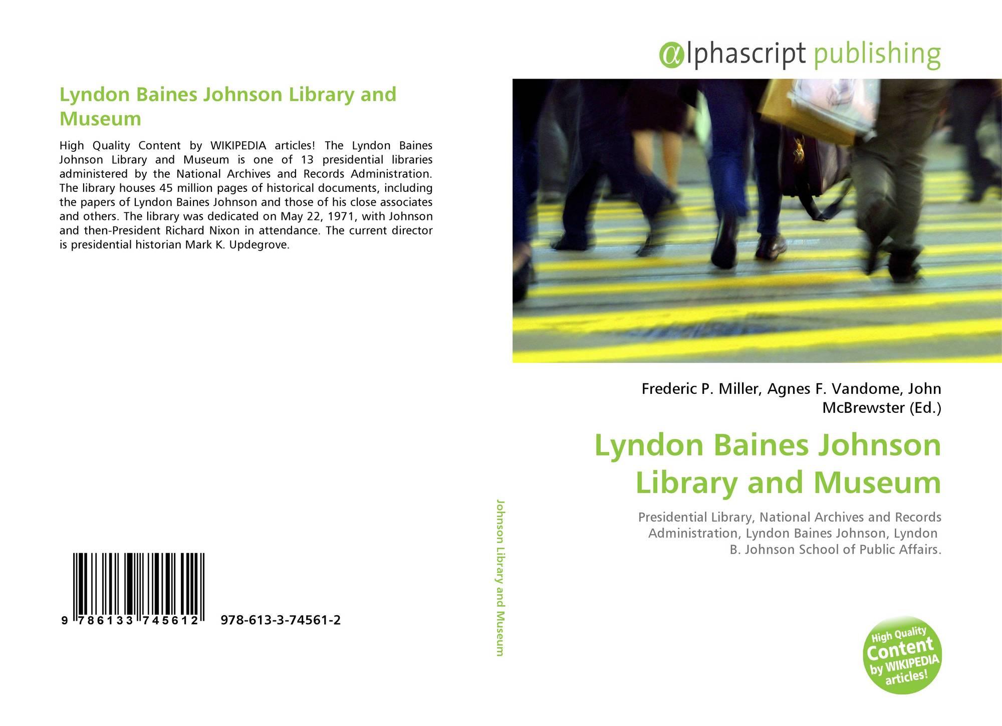 Lyndon B. Johnson Essay