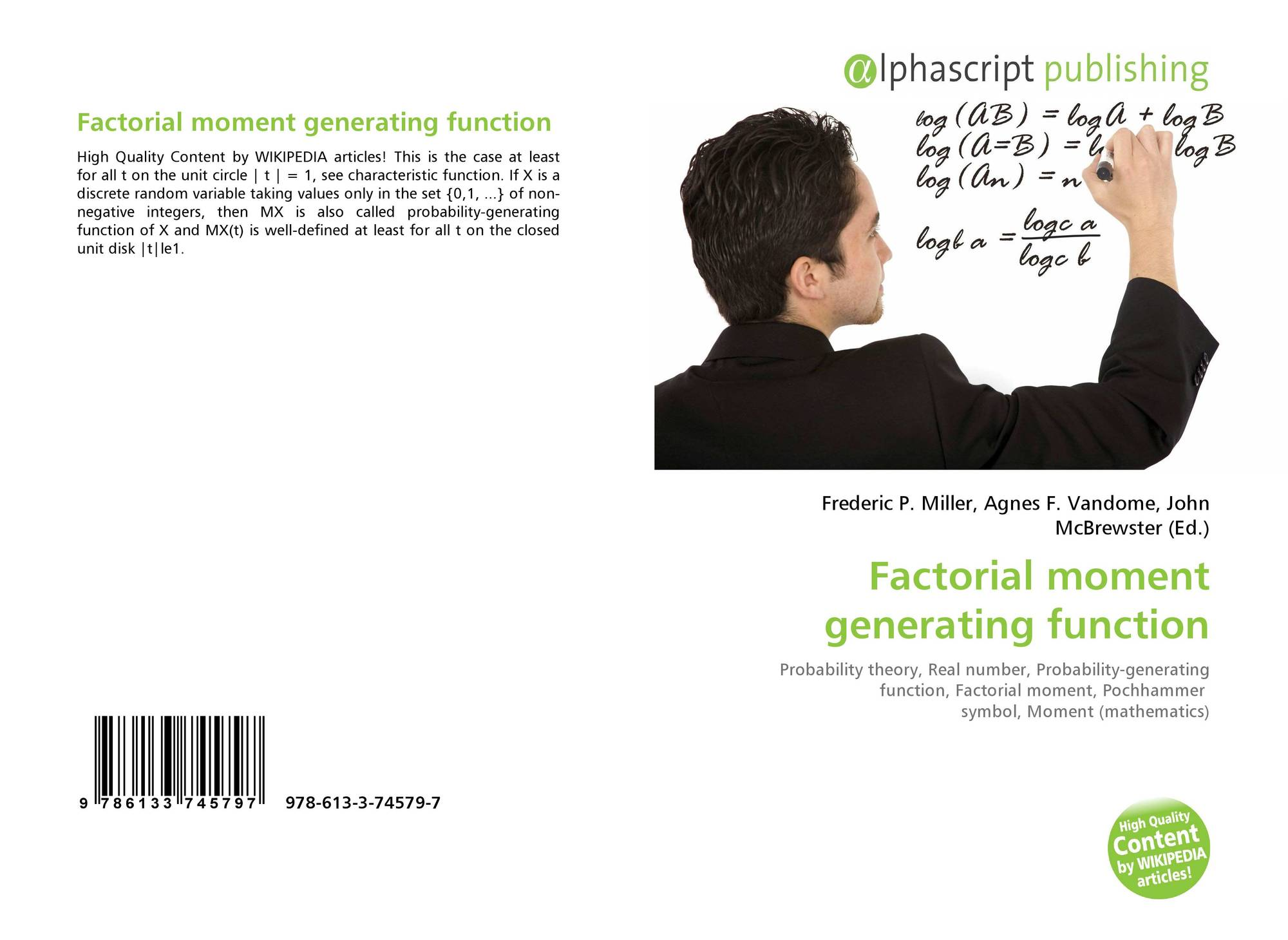 Search results for moment generating function bookcover of factorial moment generating function omni badge 9307e2201e5f762643a64561af3456be64a87707602f96b92ef18a9bbcada116 buycottarizona