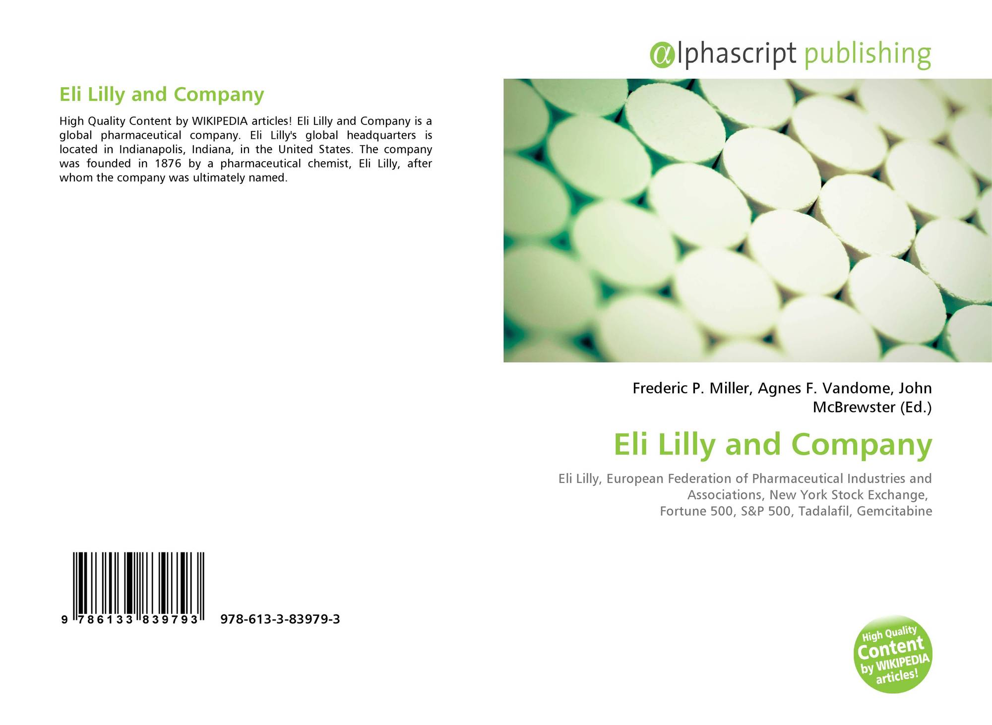 ely lilly and company Eli lilly and company - salary - get a free salary comparison based on job title, skills, experience and education accurate, reliable salary and compensation comparisons for united states.