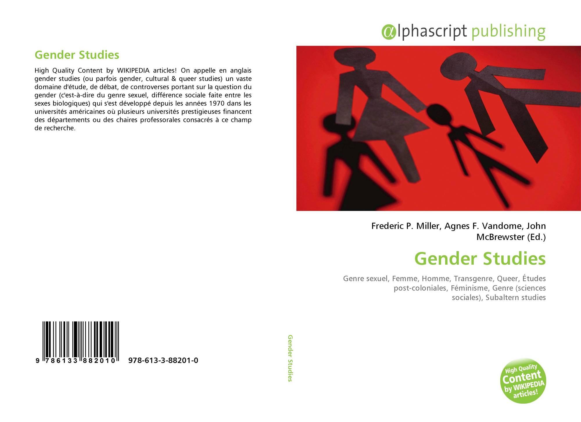 genre scientific censuring and gender roles Gender, science and technology scientific communities, non-governmental organizations and civil society modify gender roles.