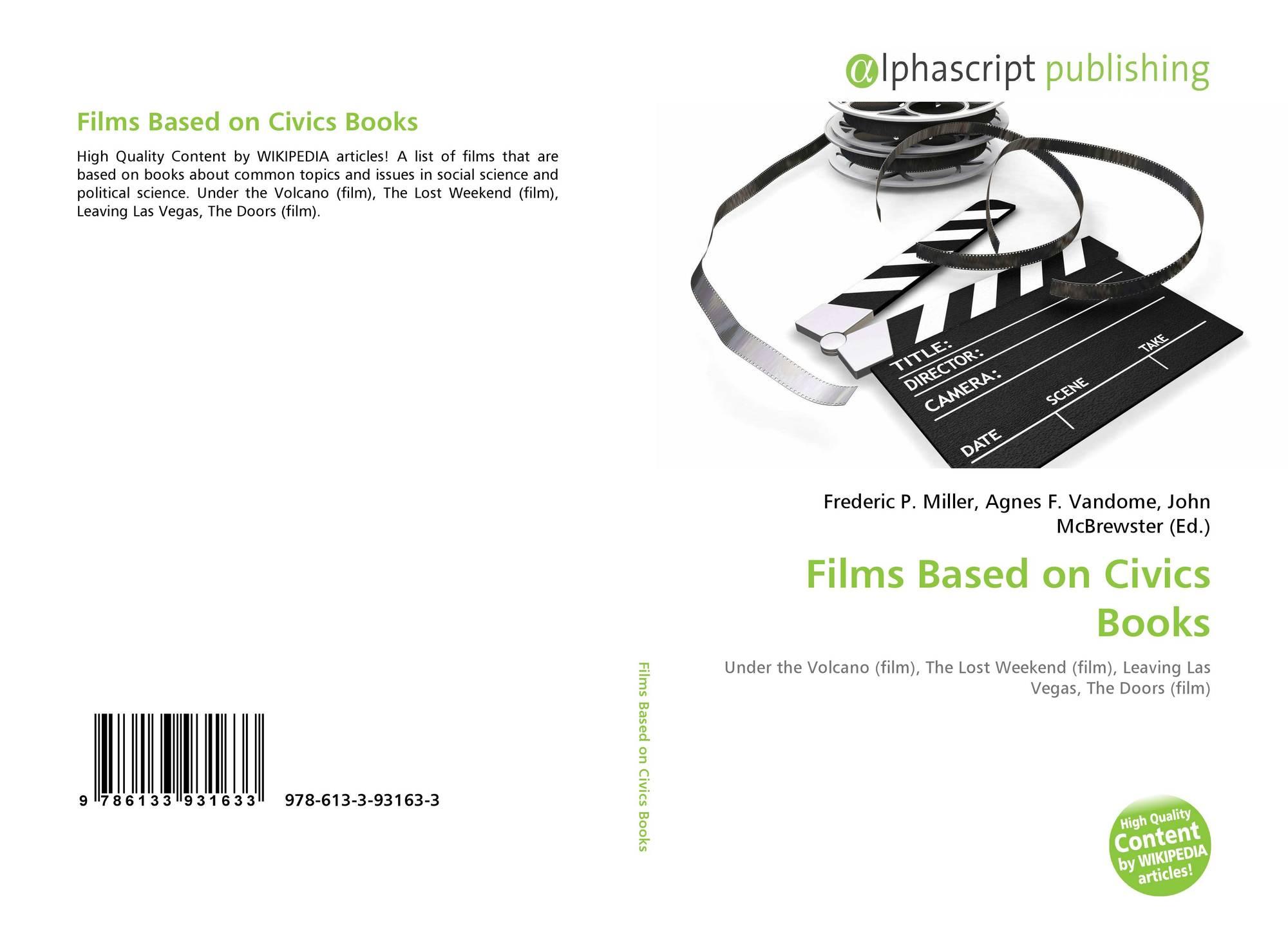 Films Based on Civics Books, 978-613-3-93163-3, 6133931639