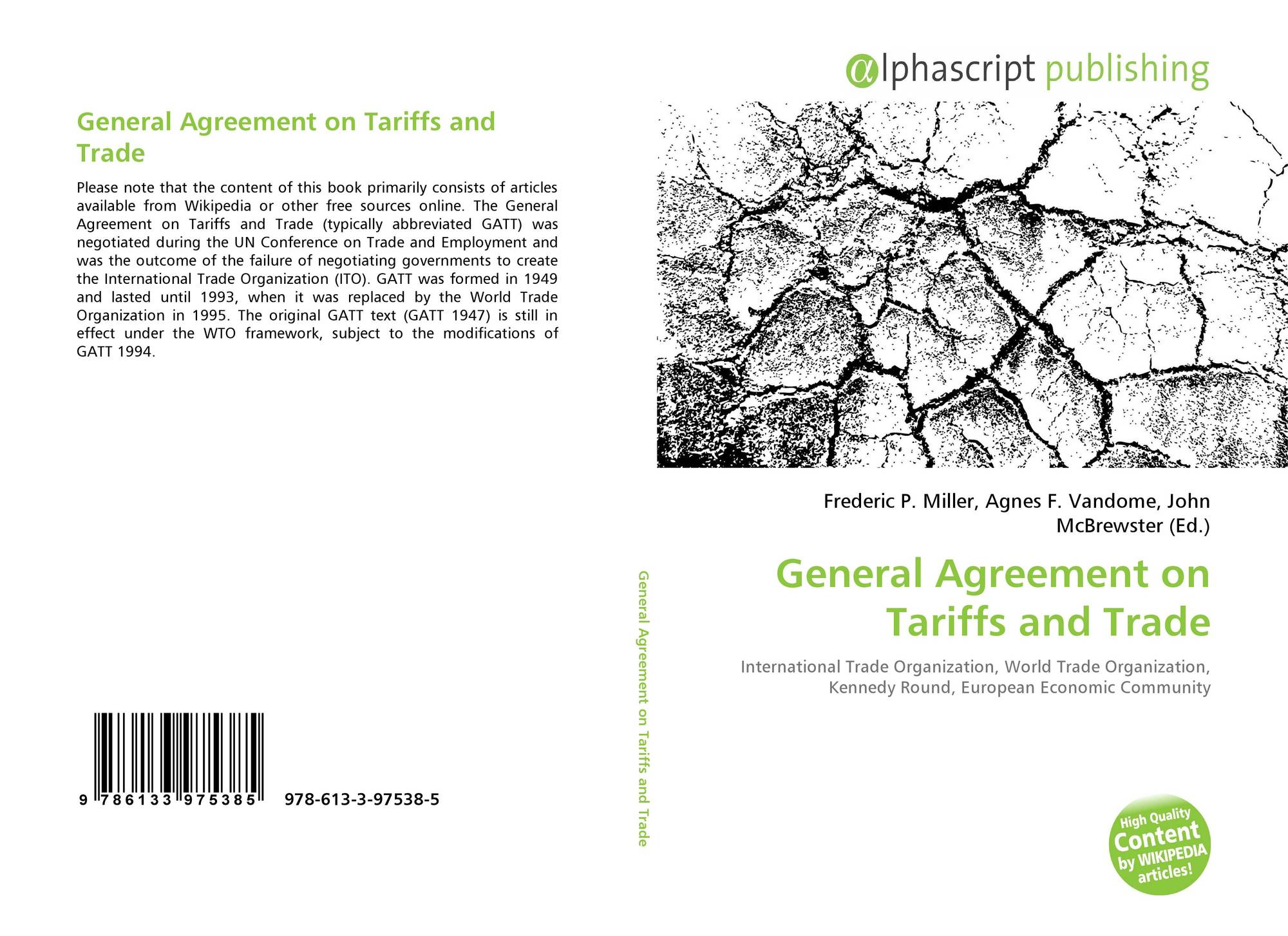 Search results for general agreement on trade in services bookcover of general agreement on tariffs and trade omni badge 9307e2201e5f762643a64561af3456be64a87707602f96b92ef18a9bbcada116 platinumwayz