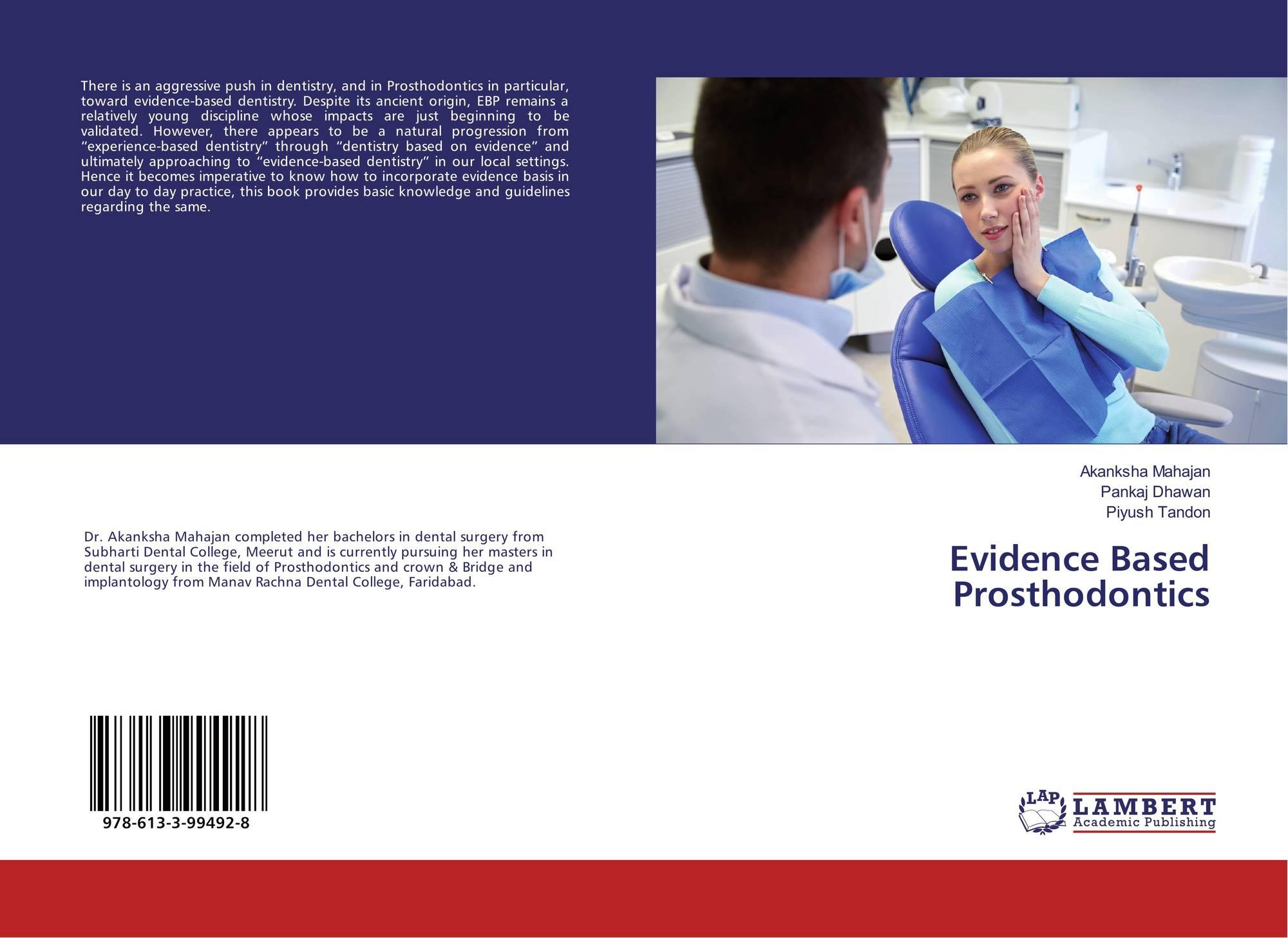 evidence based dentistry essays