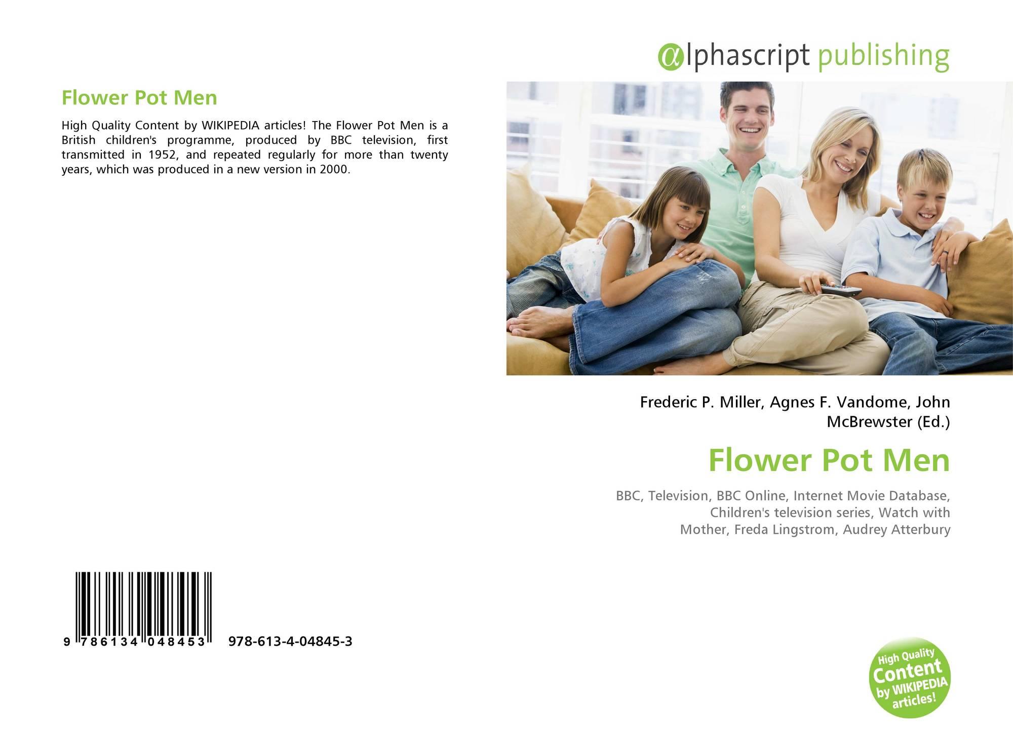 193 & Flower Pot Men 978-613-4-04845-3 6134048453 9786134048453