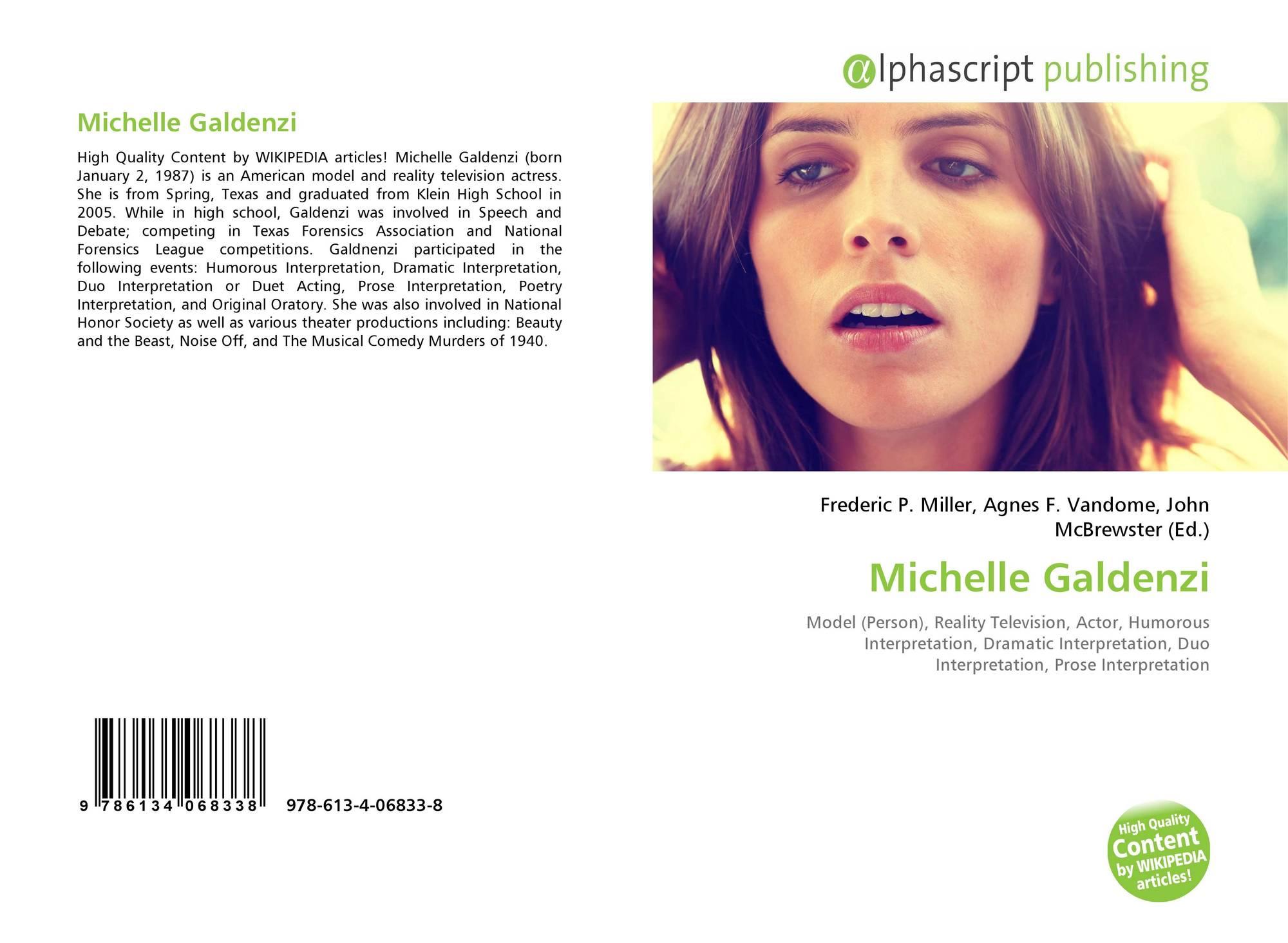 Communication on this topic: Tara Lynne O'Neill, michelle-galdenzi/