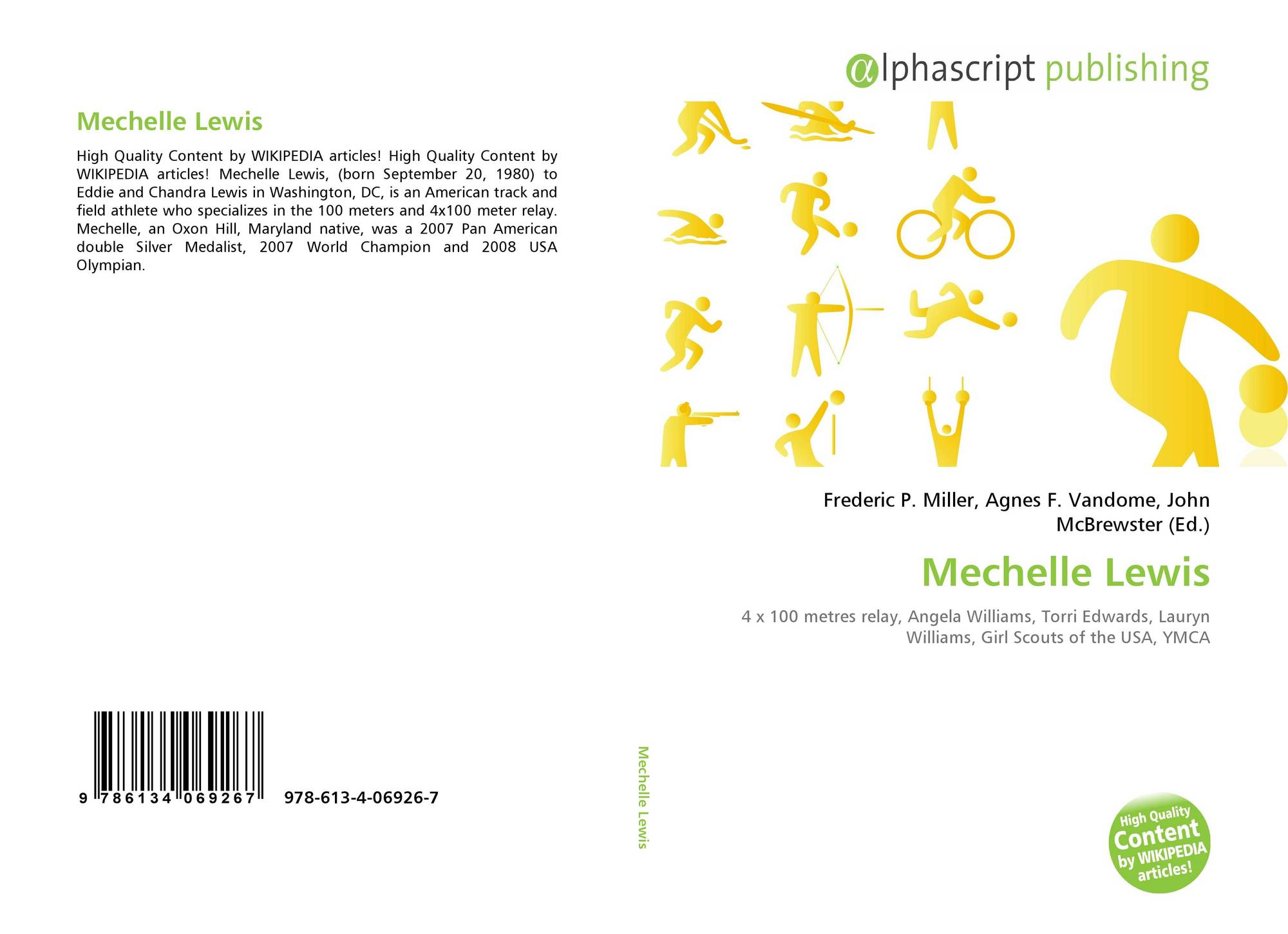 Angela Lewis Wikipedia mechelle lewis, 978-613-4-06926-7, 6134069264 ,9786134069267