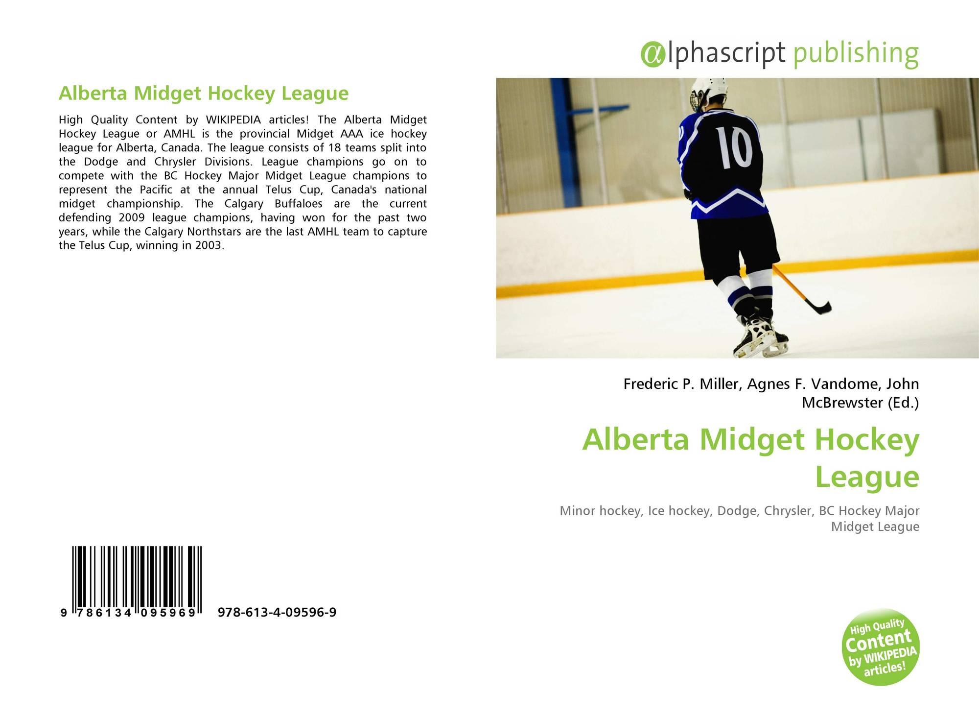 Alberta major midget hockey