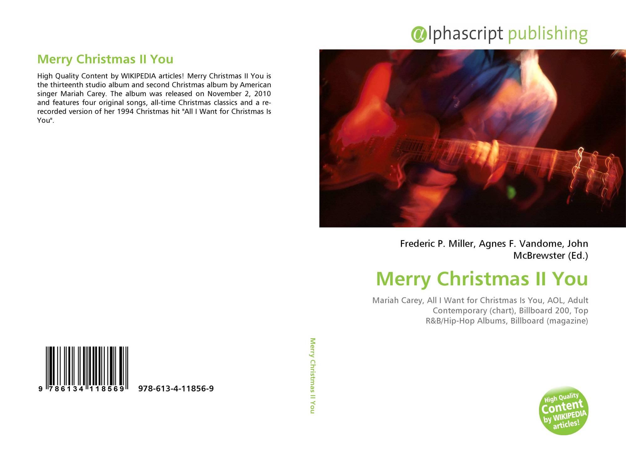 Merry christmas marvyn 8