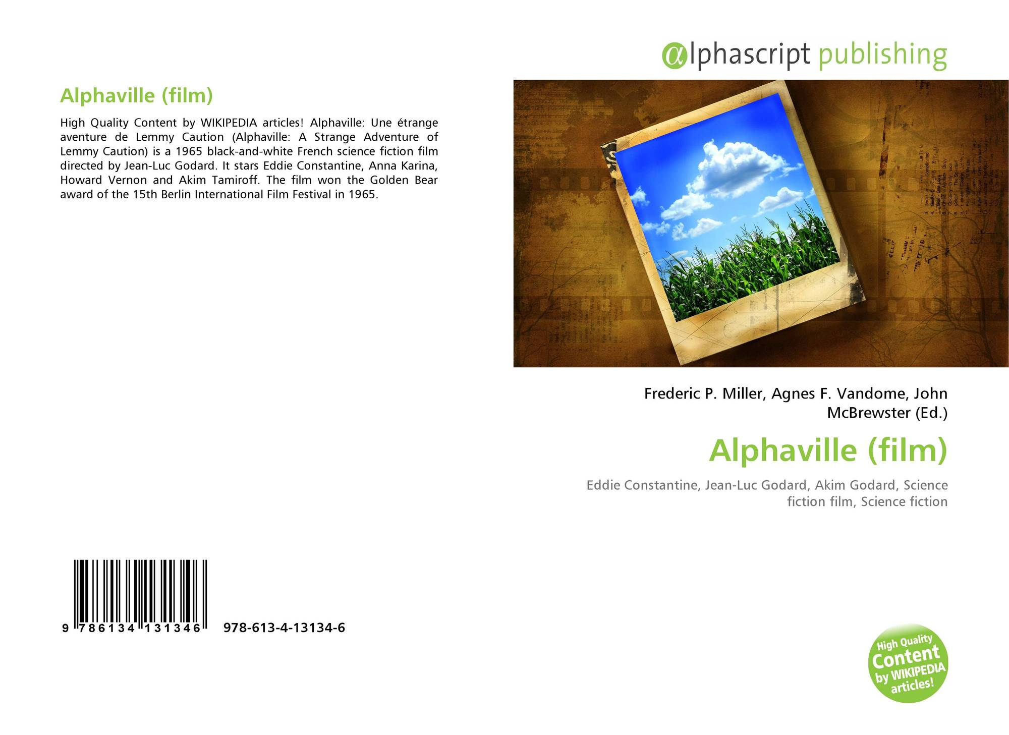 alphaville wikipedia