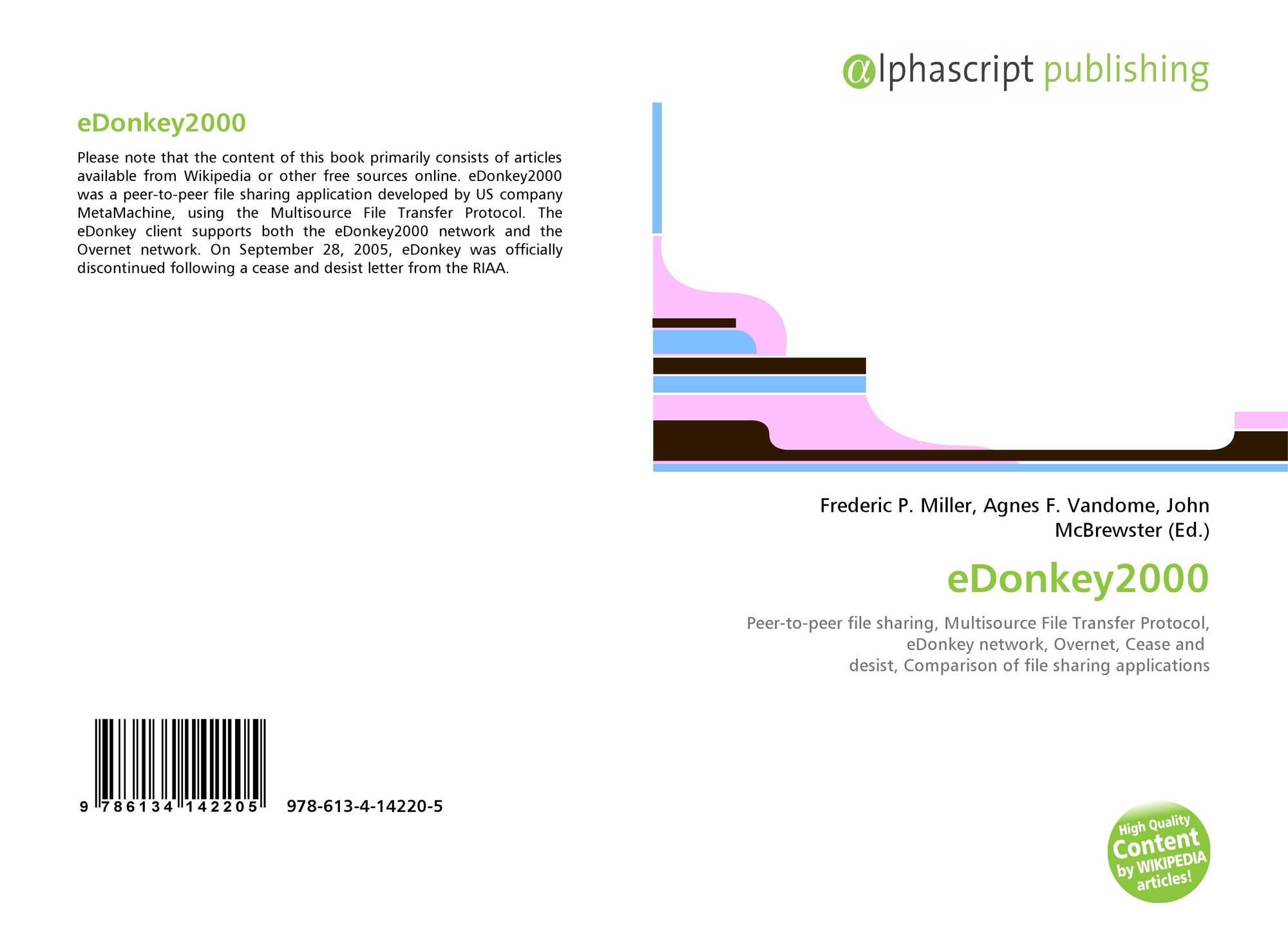 Bookcover of eDonkey2000