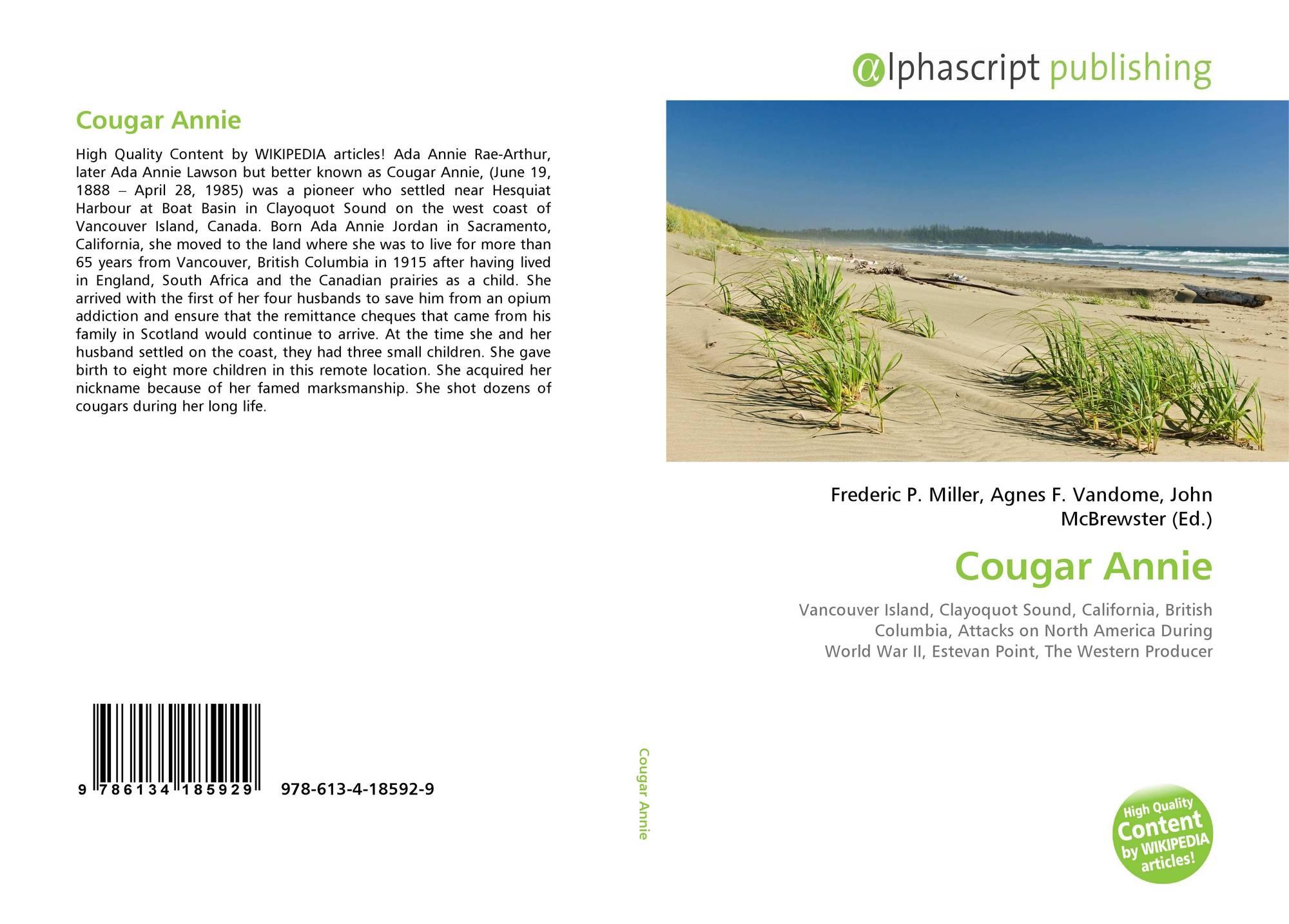 cougar recherche