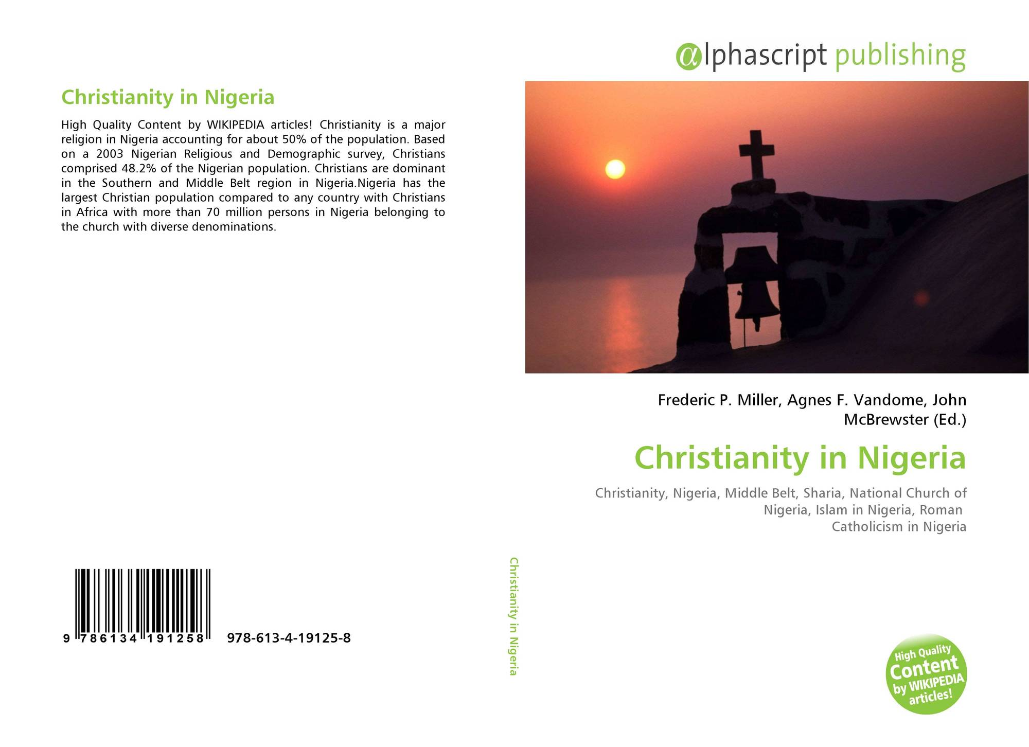 church proliferation in nigeria society