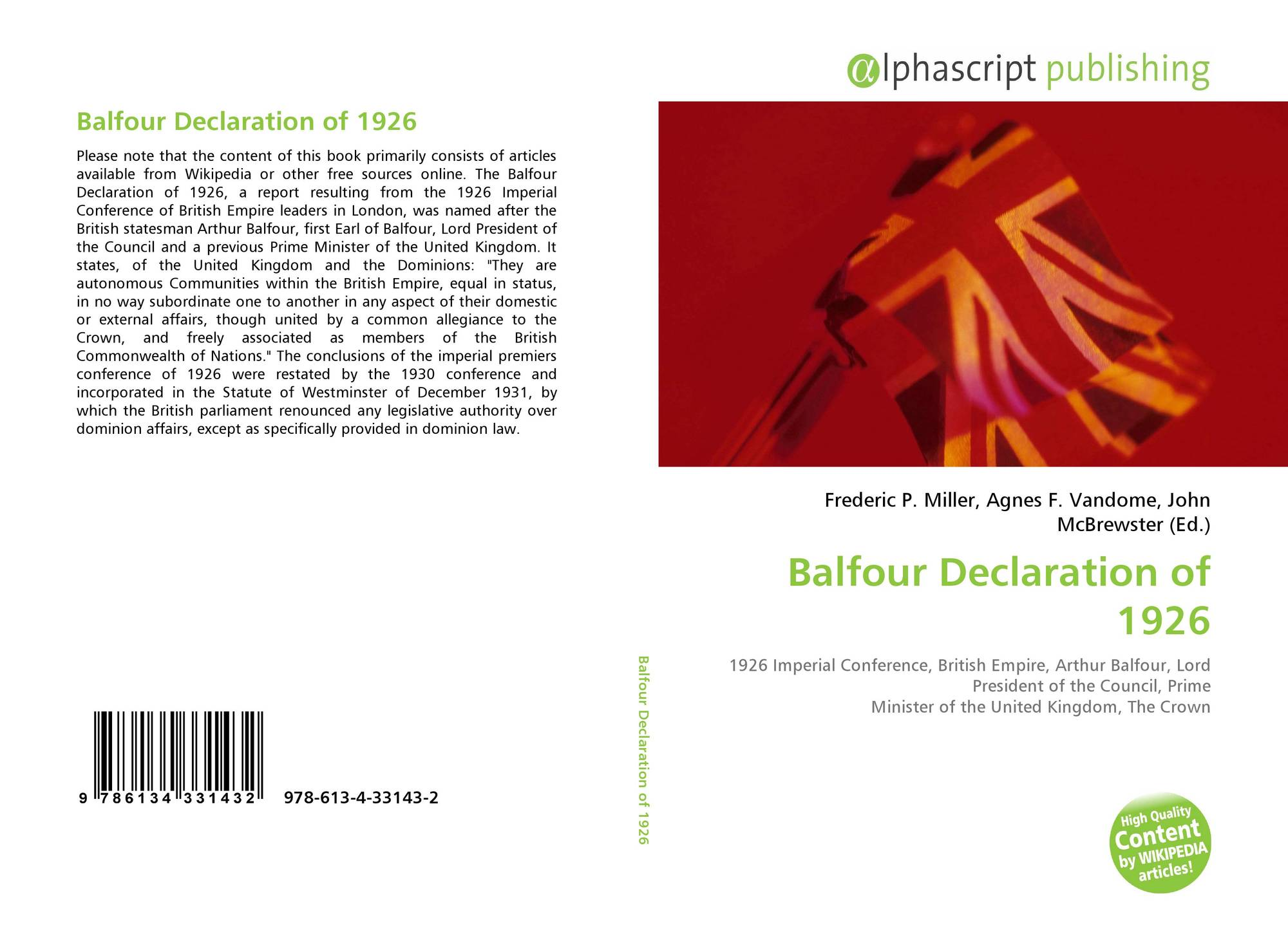 Search Results For Balfour Declaration Of 1917