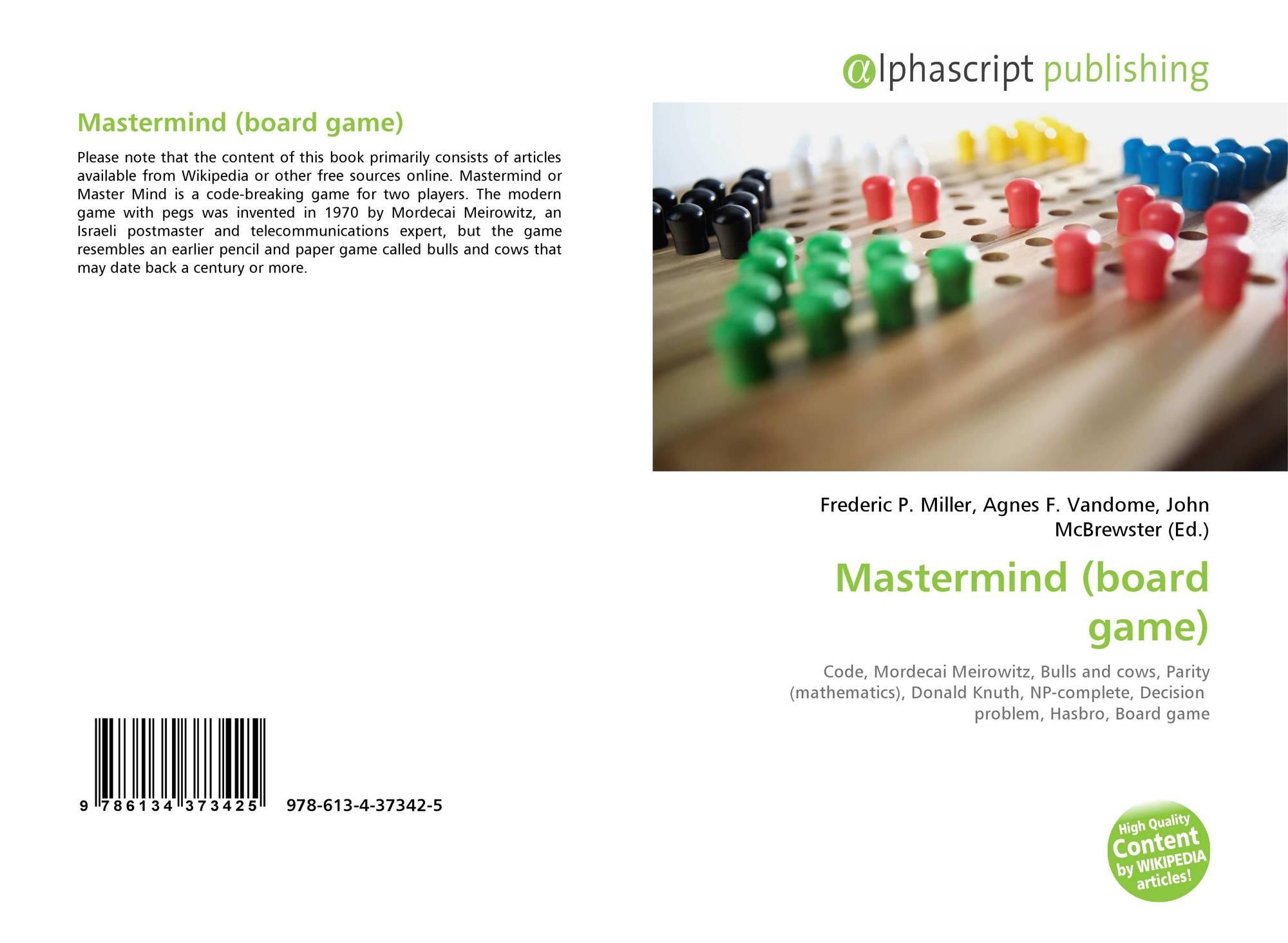 Board online mastermind game Play Mastermind