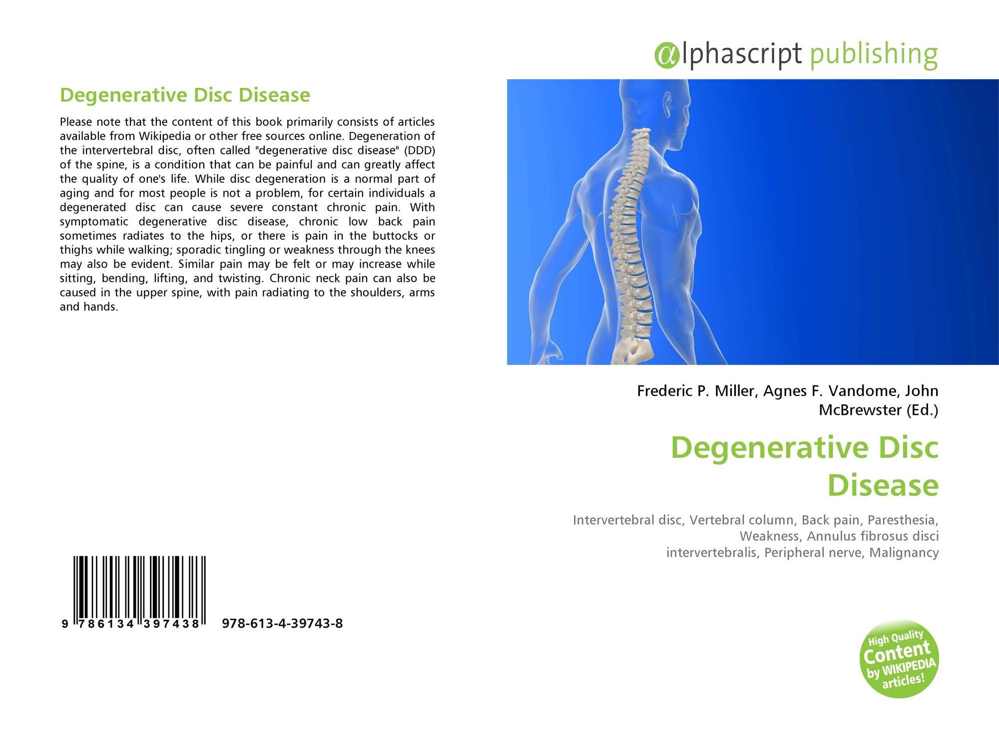Search Results For Lumbar Degenerative Disc Disease
