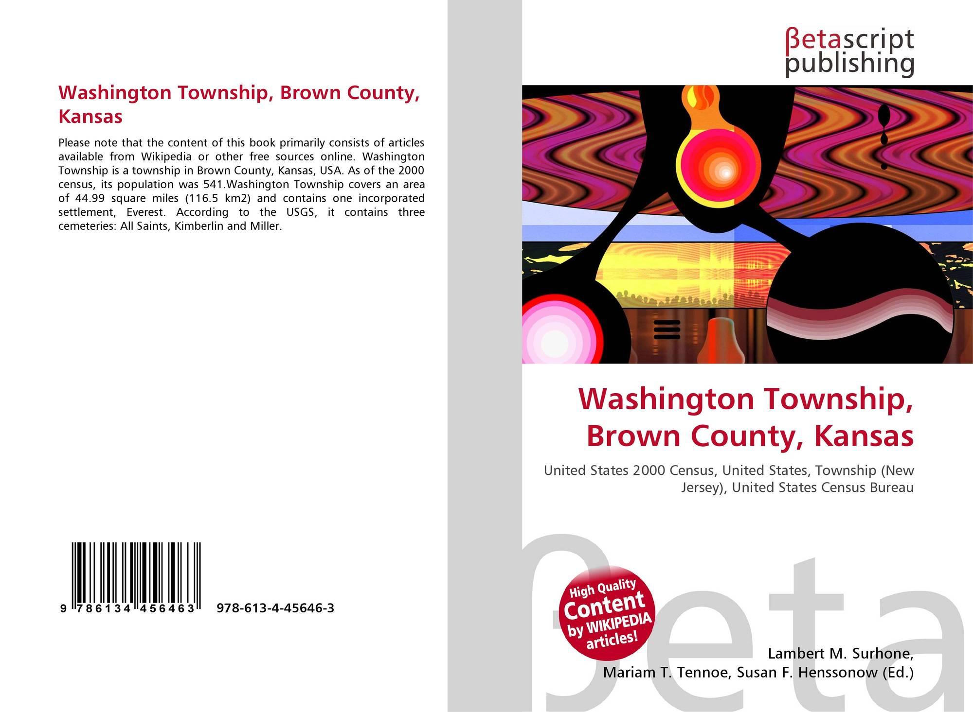 Kansas brown county everest - Bookcover Of Washington Township Brown County Kansas Omni Badge 9307e2201e5f762643a64561af3456be64a87707602f96b92ef18a9bbcada116