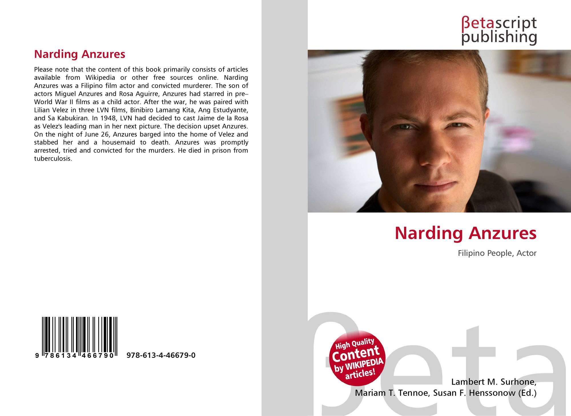 Narding Anzures, 978-613-4-46679-0, 6134466794 ,9786134466790