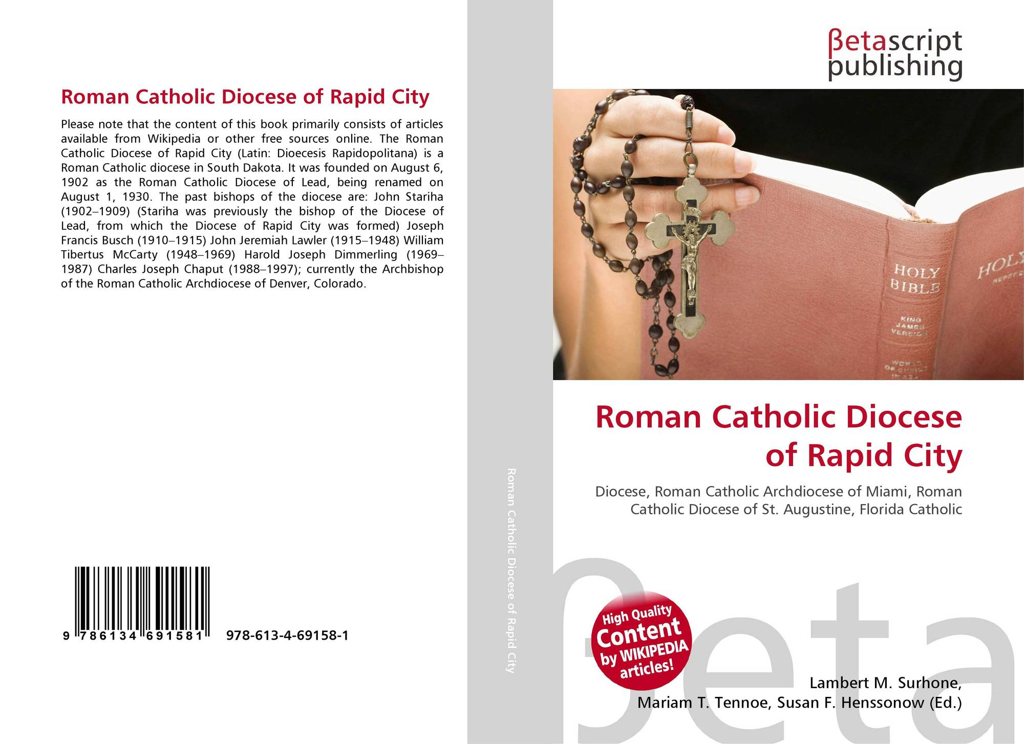 Rapid city catholic diocese