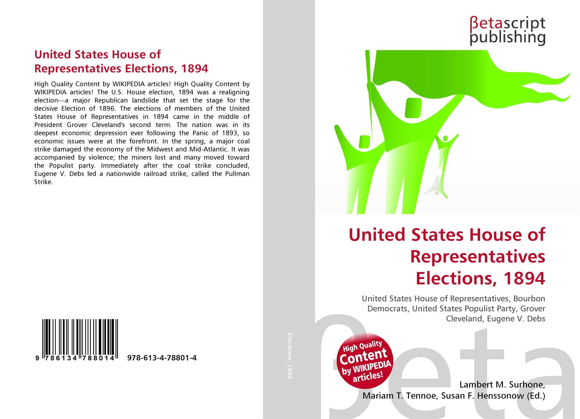 1894 United States House of Representatives elections