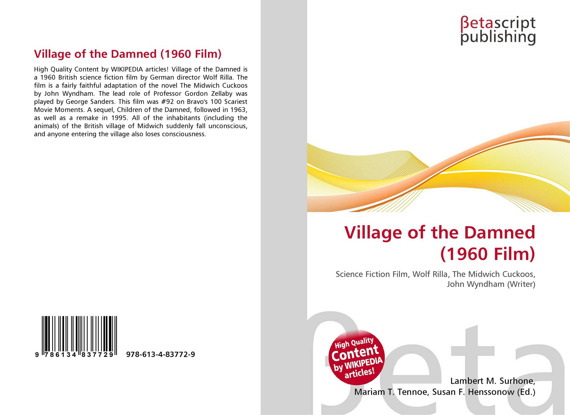 village of the damned 1960 full movie online
