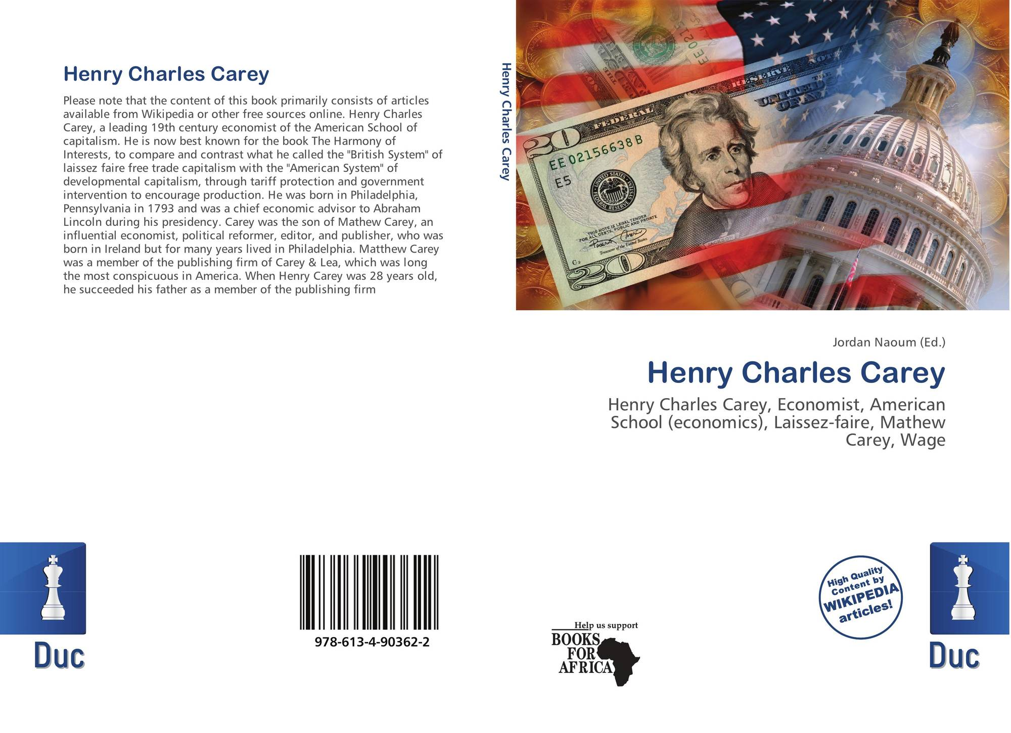 mathew carey essays on political economy Henry carey was the eldest son of mathew carey essay on the rate of wages, which the and few more so than henry carey, made political economy the.