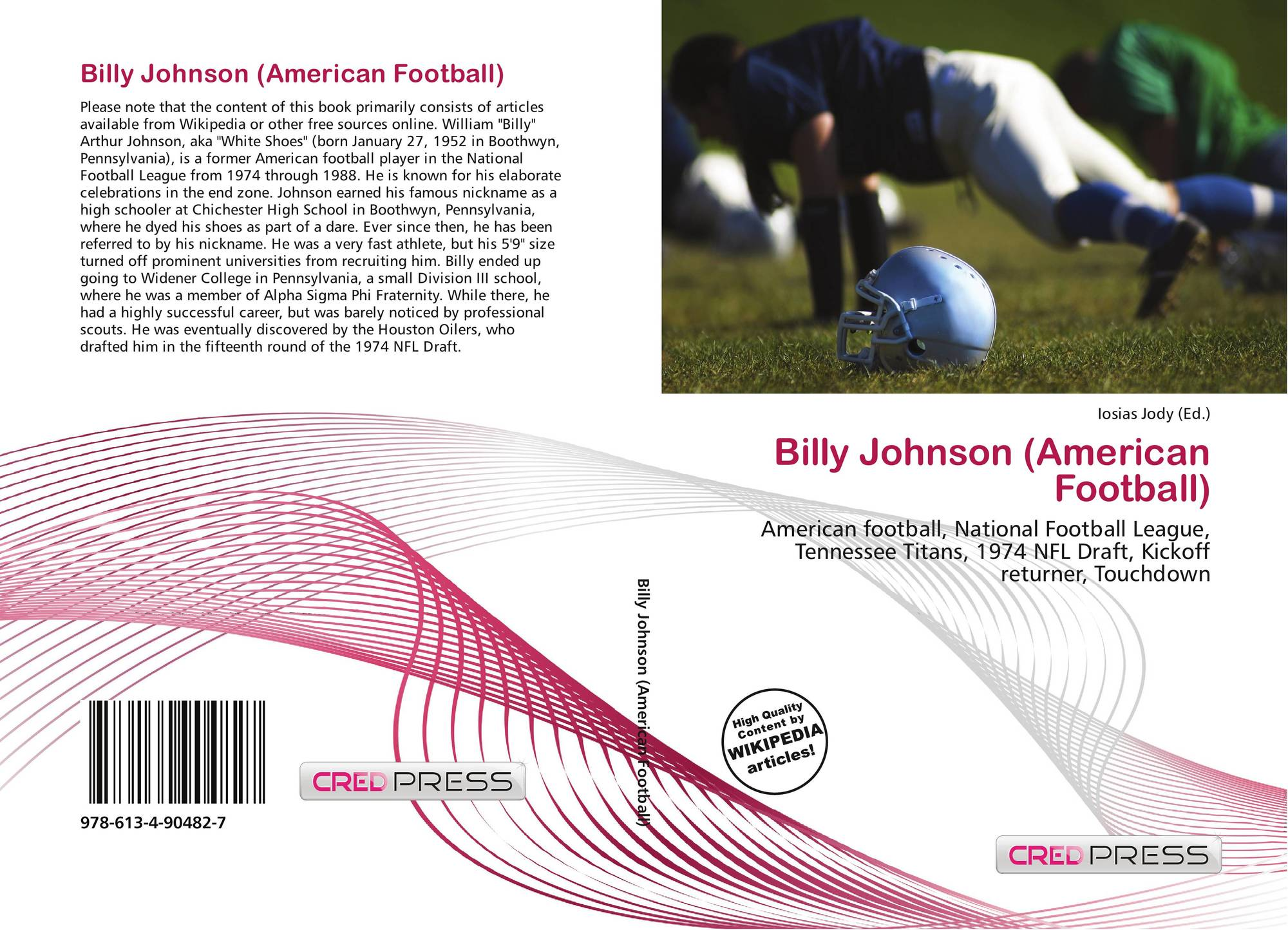 Billy Johnson (American football) #