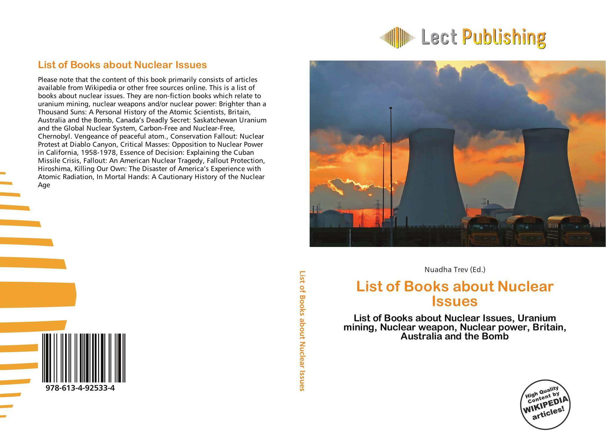 3aa60e59cc3 List of Books about Nuclear Issues
