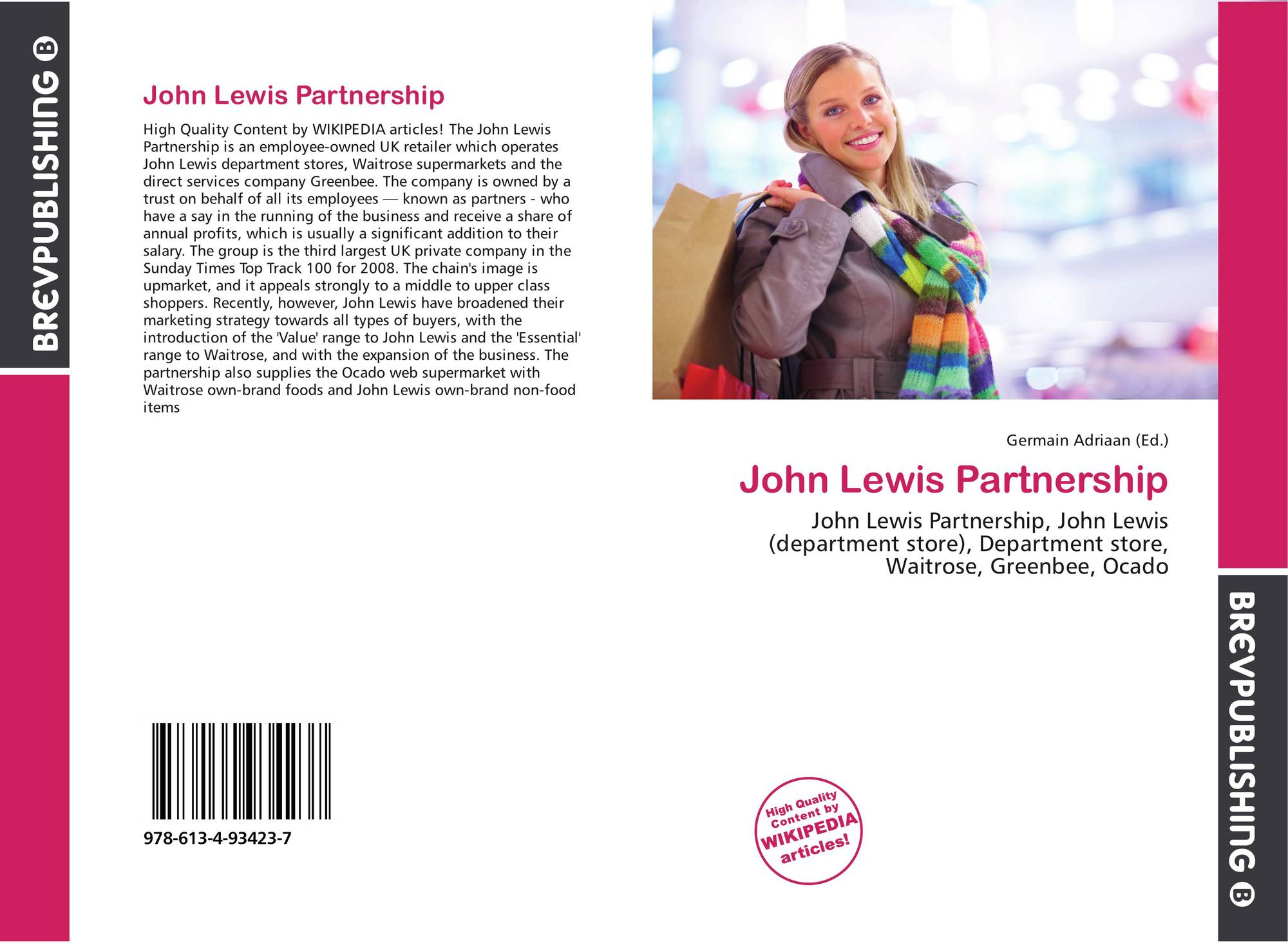 detailed analysis of john lewis partnership commerce essay `` the john lewis partnership 's 81,000 partners own the taking uk retail concerns - john lewis and waitrose our laminitis 's vision of a successful concern powered by its this study will discourse the strategic direction tools showing accomplishments of analysis rating and synthesis of john lewis.