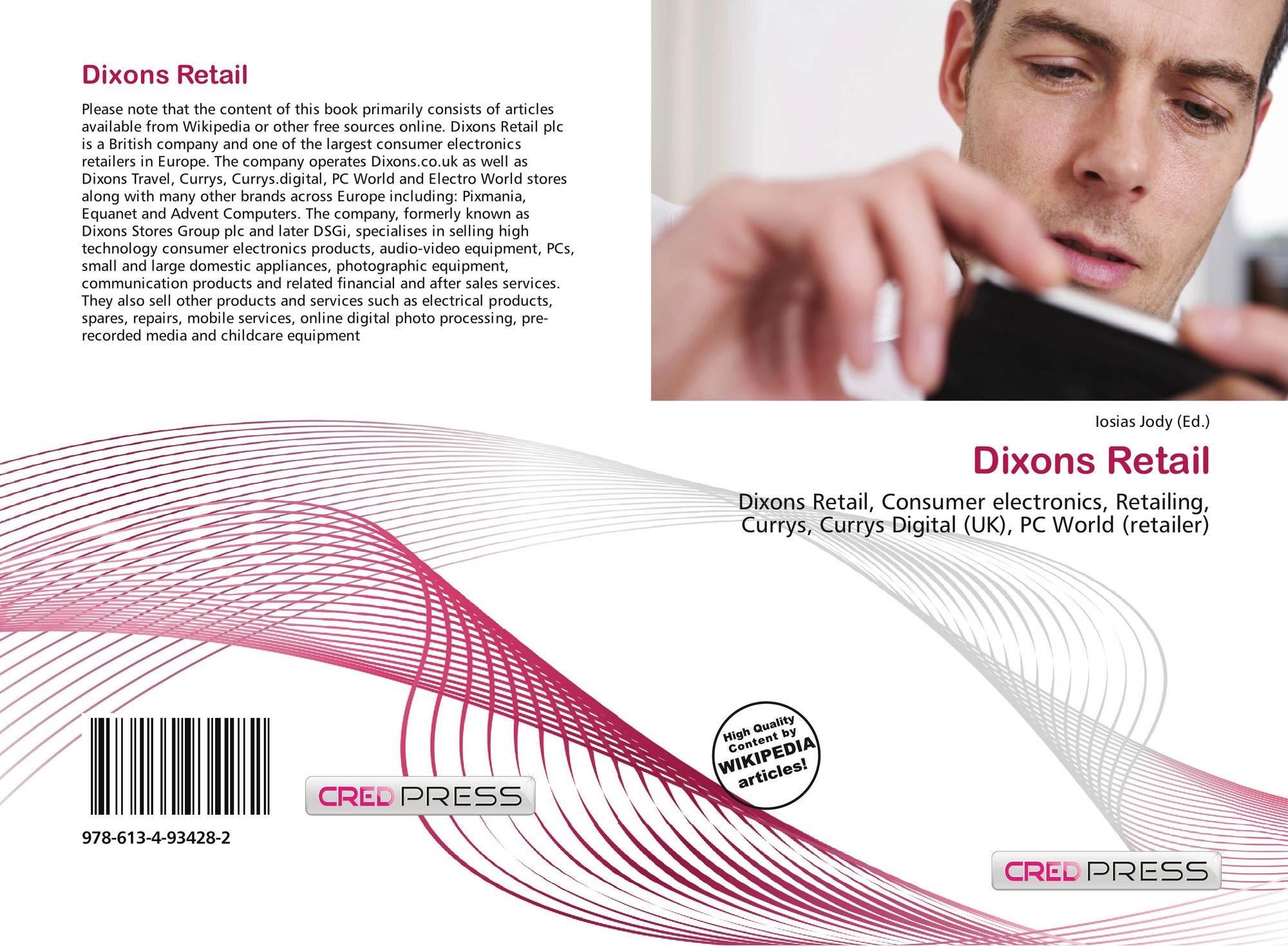 Dixons Retail, 978-613-4-93428-2, 6134934283 ,9786134934282