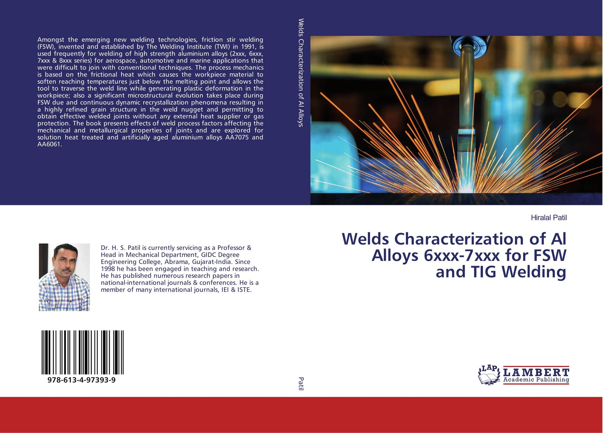 research paper on tig welding