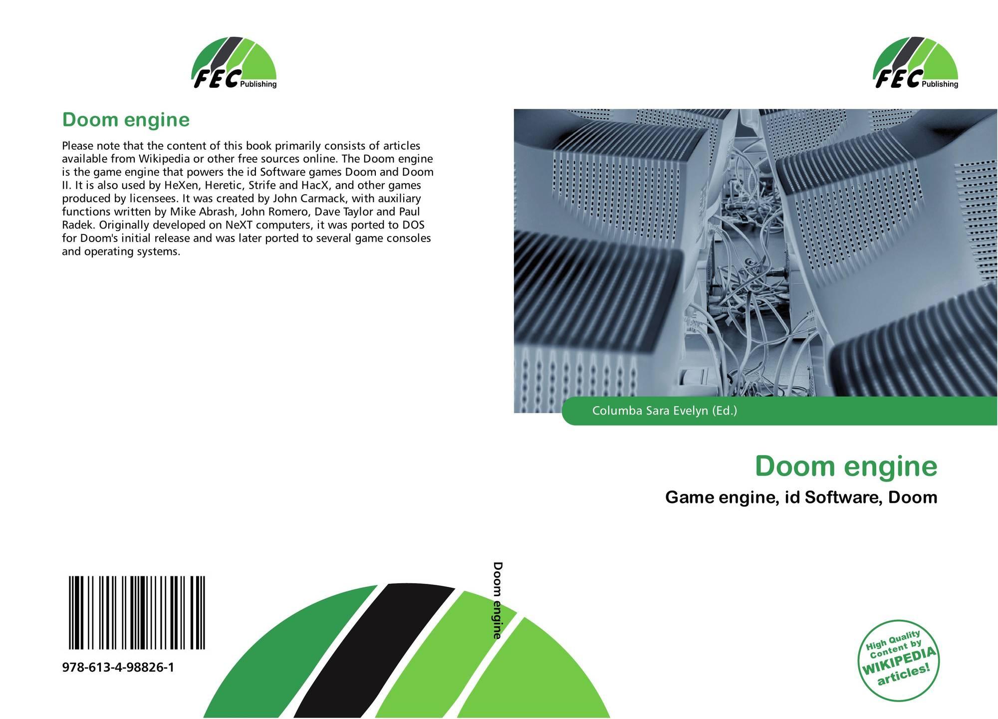 Doom engine, 978-613-4-98826-1, 613498826X ,9786134988261