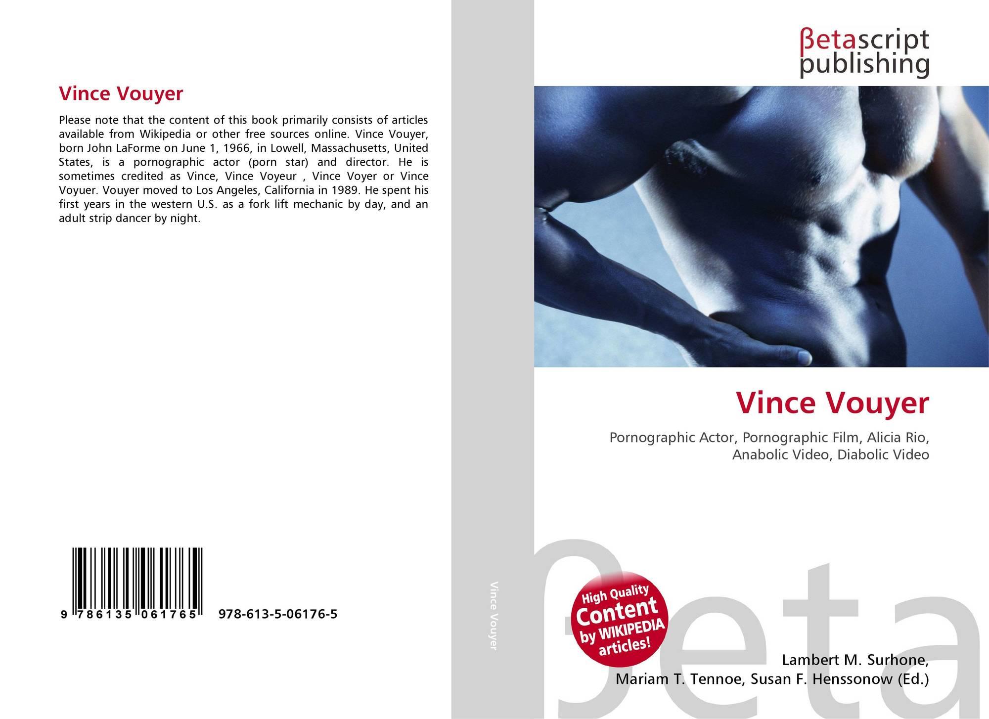 Vince Vouyer