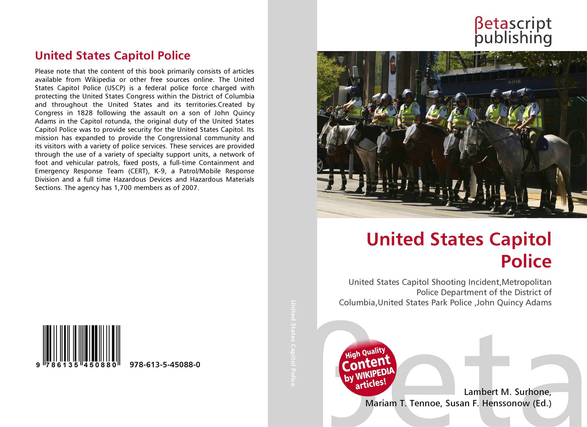an analysis of high horse of world policing in united states New york city police department  the nypd is one of the oldest police departments in the united states,  due to its high-profile location in the largest.