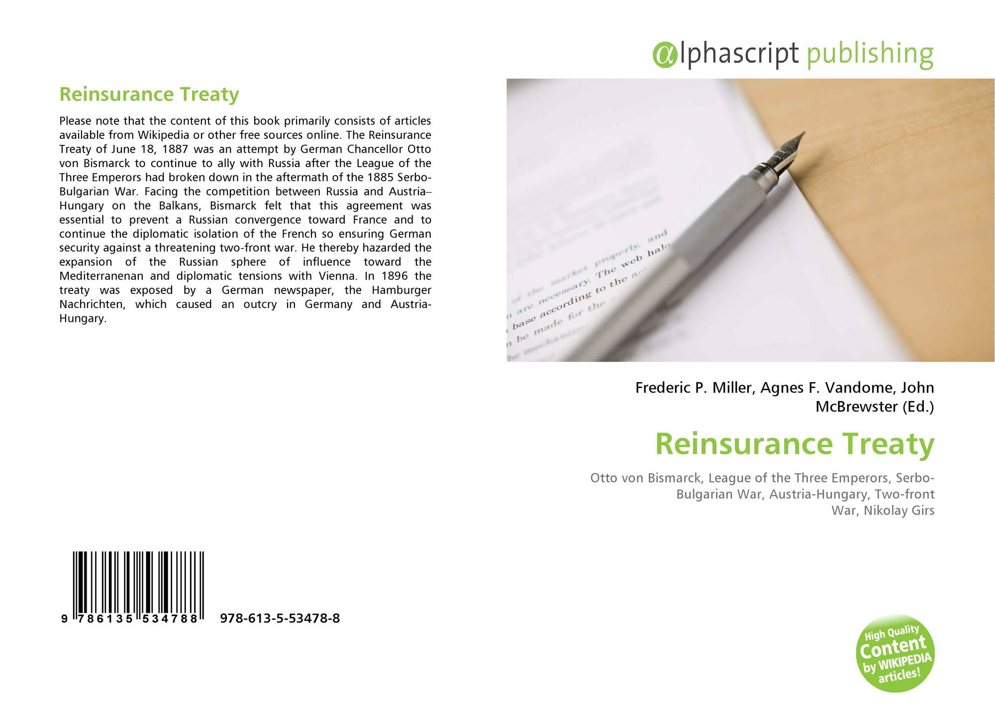 history of reinsurance 2015-11-21 brief history of reinsurance  the breadth and scope of the global reinsurance market and the critical role such market plays in supporting insurance in the united.