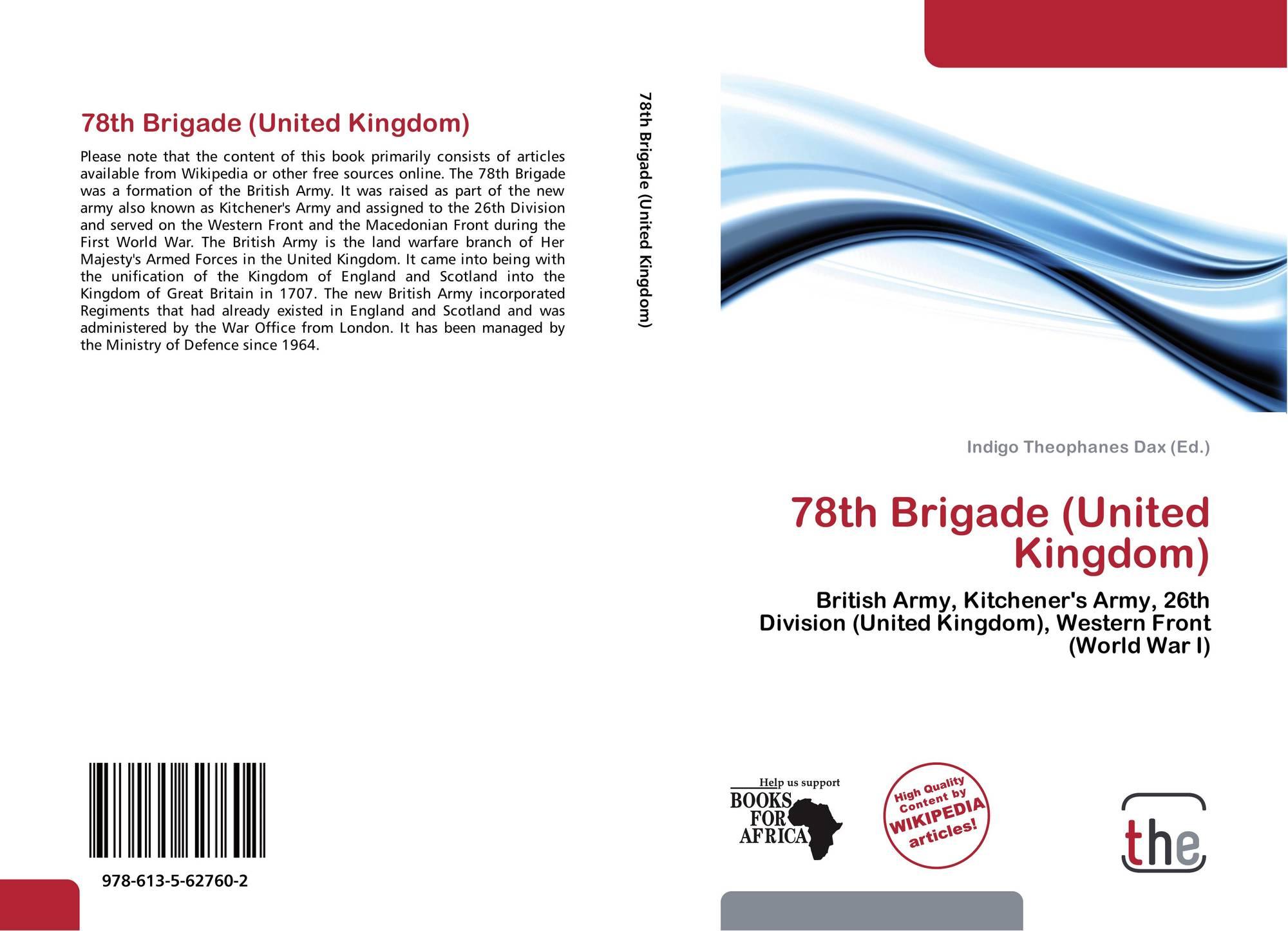 78th Brigade (United Kingdom)