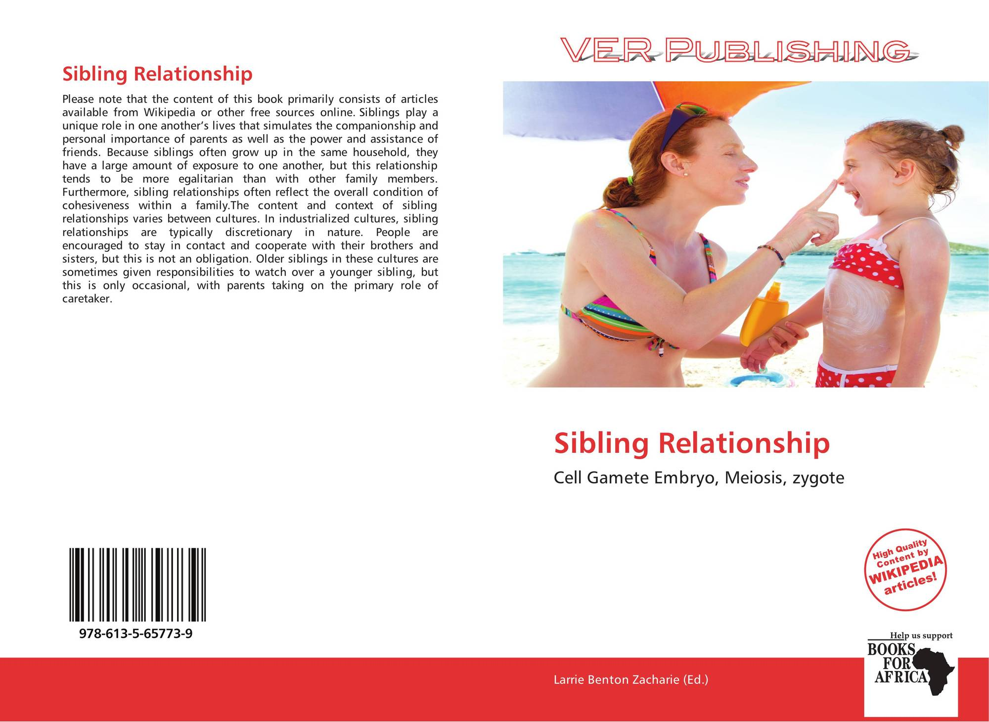 an introduction to the importance of sibling relationship Read this full essay on siblings relationship since the emergence of developmental psychology, theorists and researchers have stressed the family's role in  this brings me to the following issues i will address first, what evidence is present for thecontinuation of the sibling relationship across the.