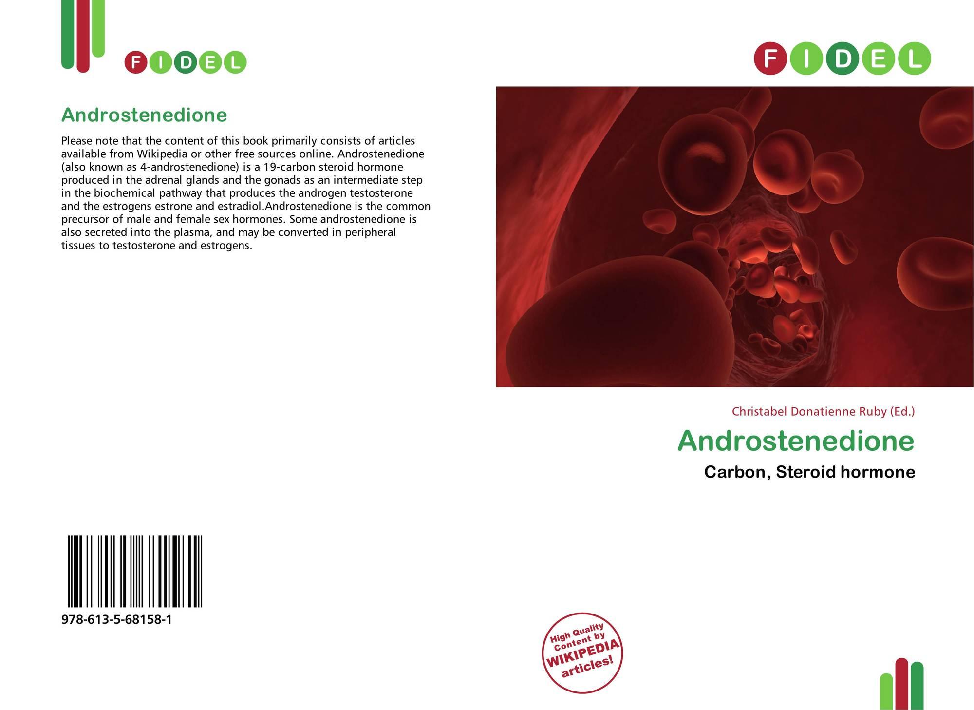 androstenedione essay