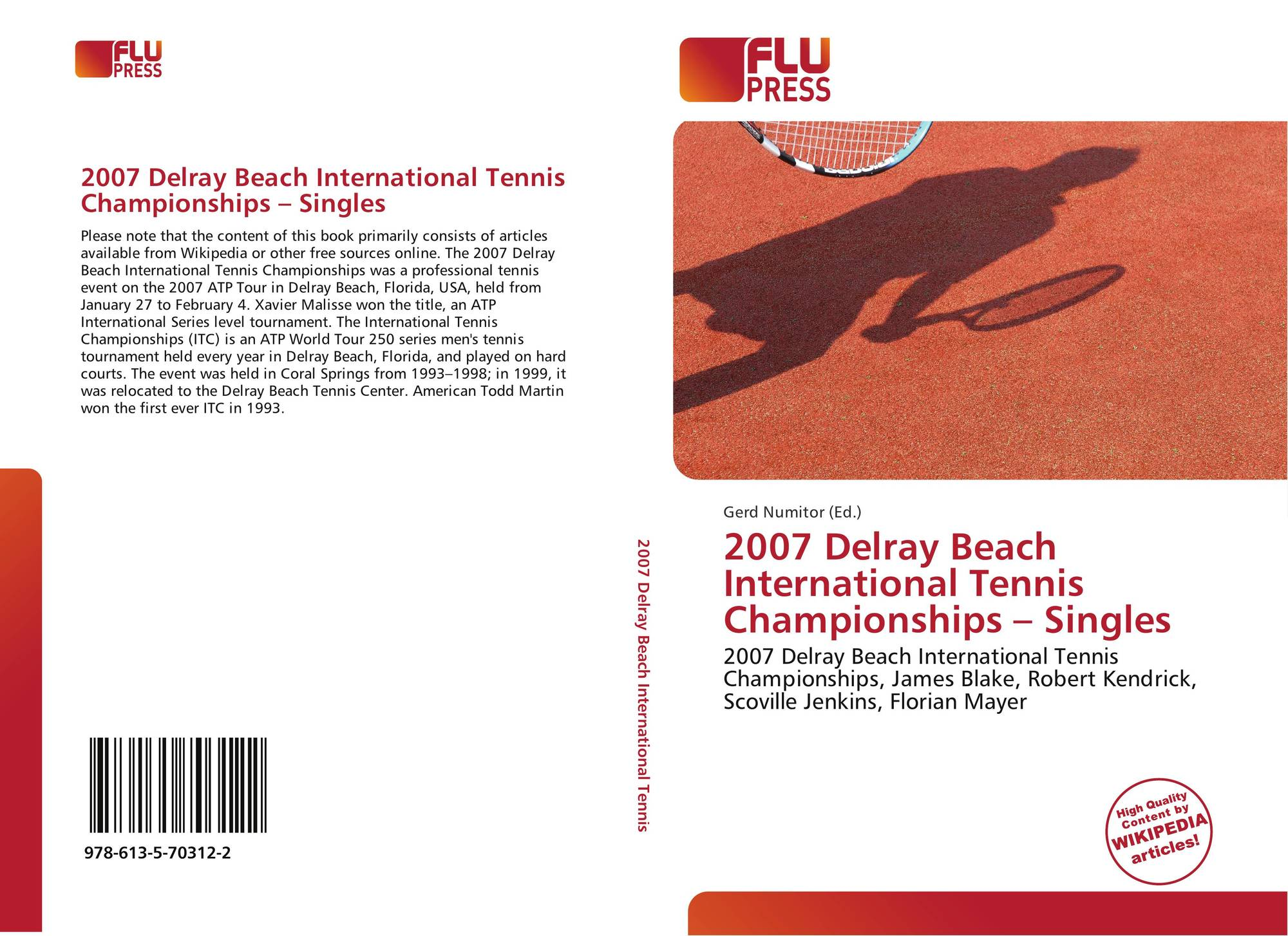 singles in delray beach City, country tournament dates surface total financial commitment delray beach, usa 19 - 25 february 2018 hard, plexipave $622,675 status nat main draw singles.
