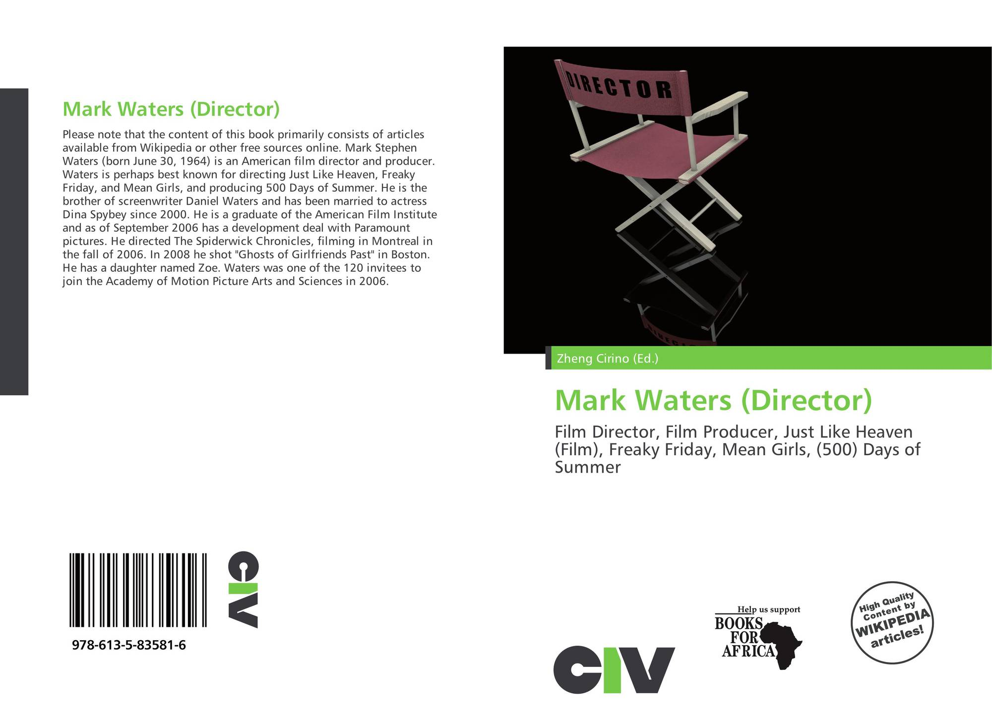 fae426877297 Mark Waters (Director)