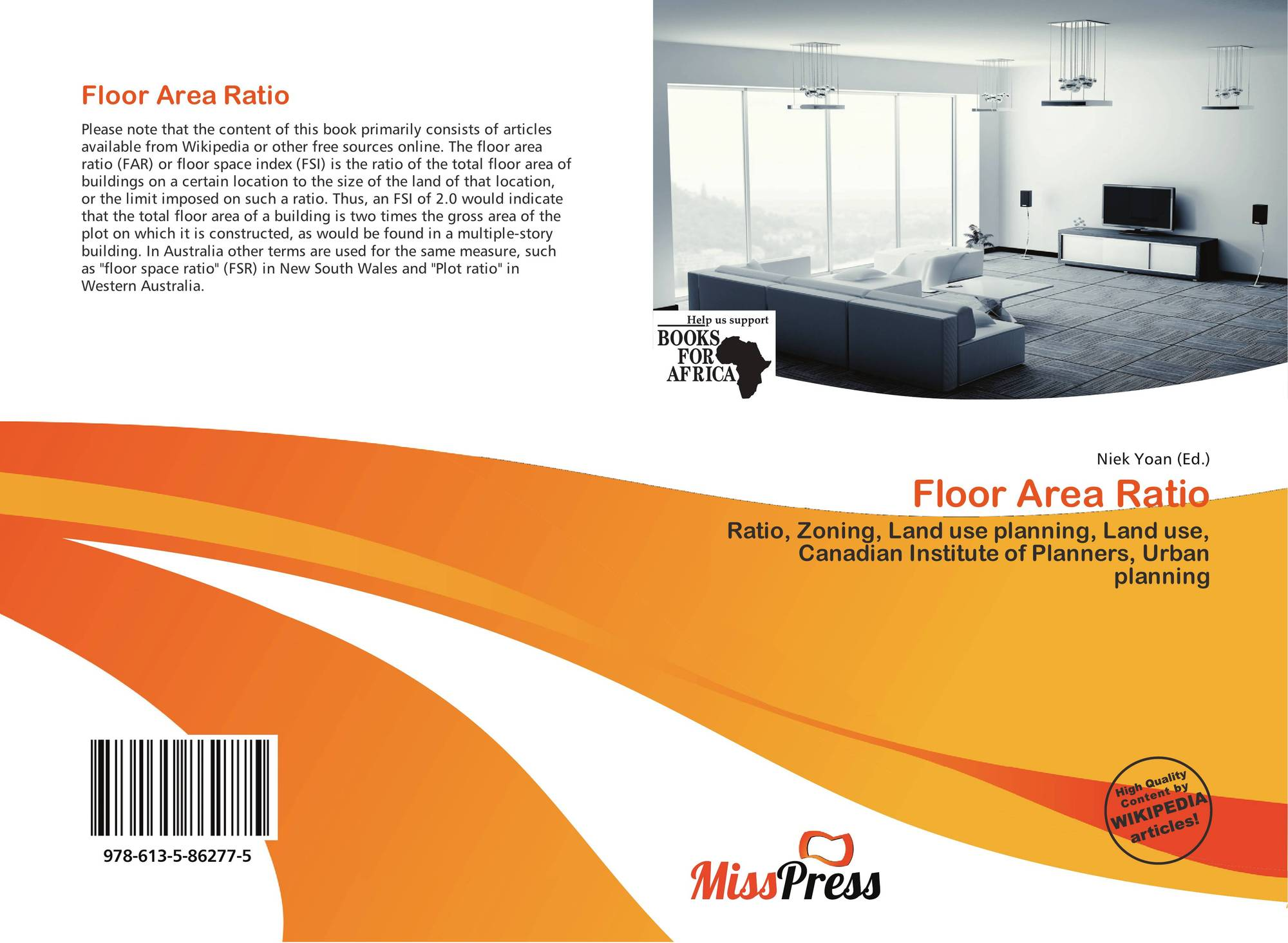 Floor Area Ratio, 978-613-5-86277-5