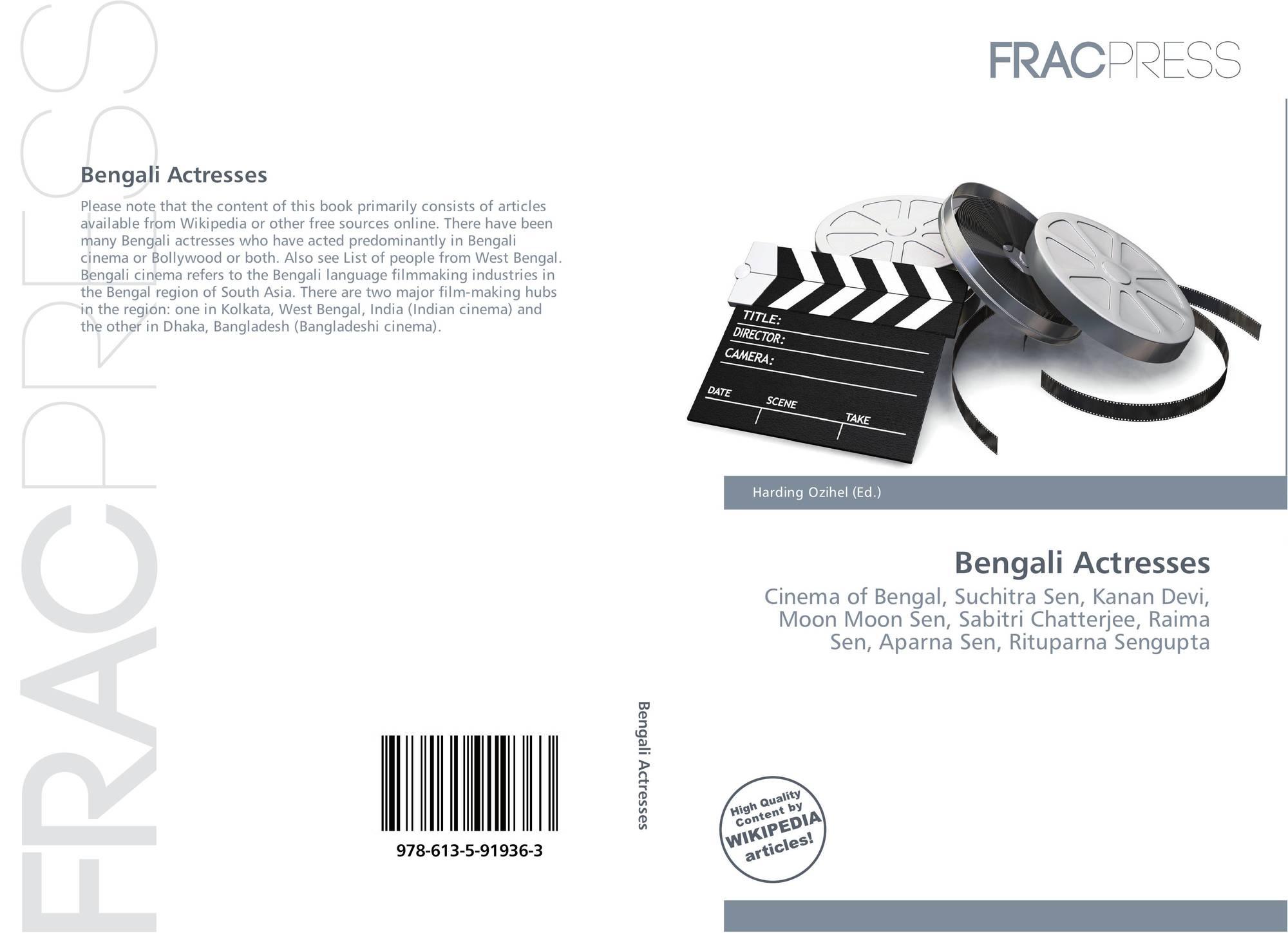 Bengali Actresses, 978-613-5-91936-3, 6135919369 ,9786135919363