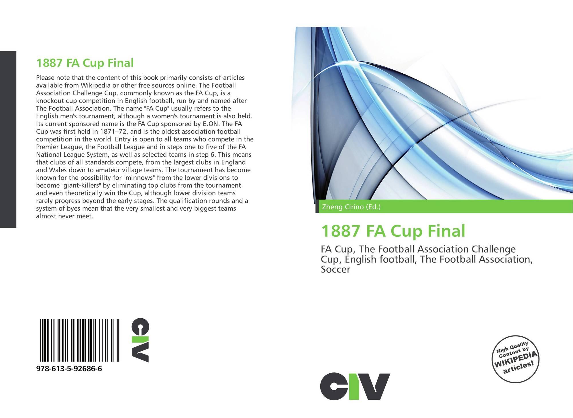 1887 FA Cup Final