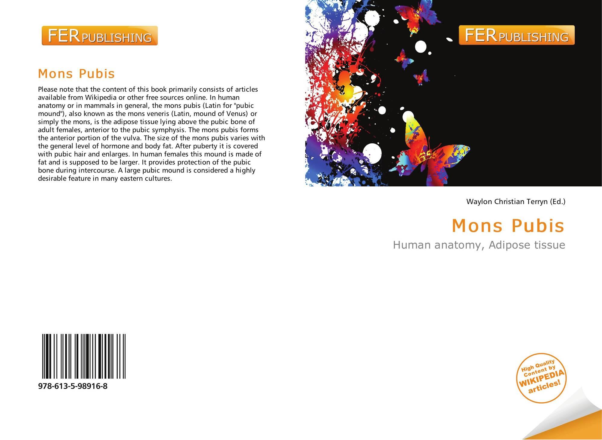 Mons Pubis, 978-613-5-98916-8, 6135989162 ,9786135989168