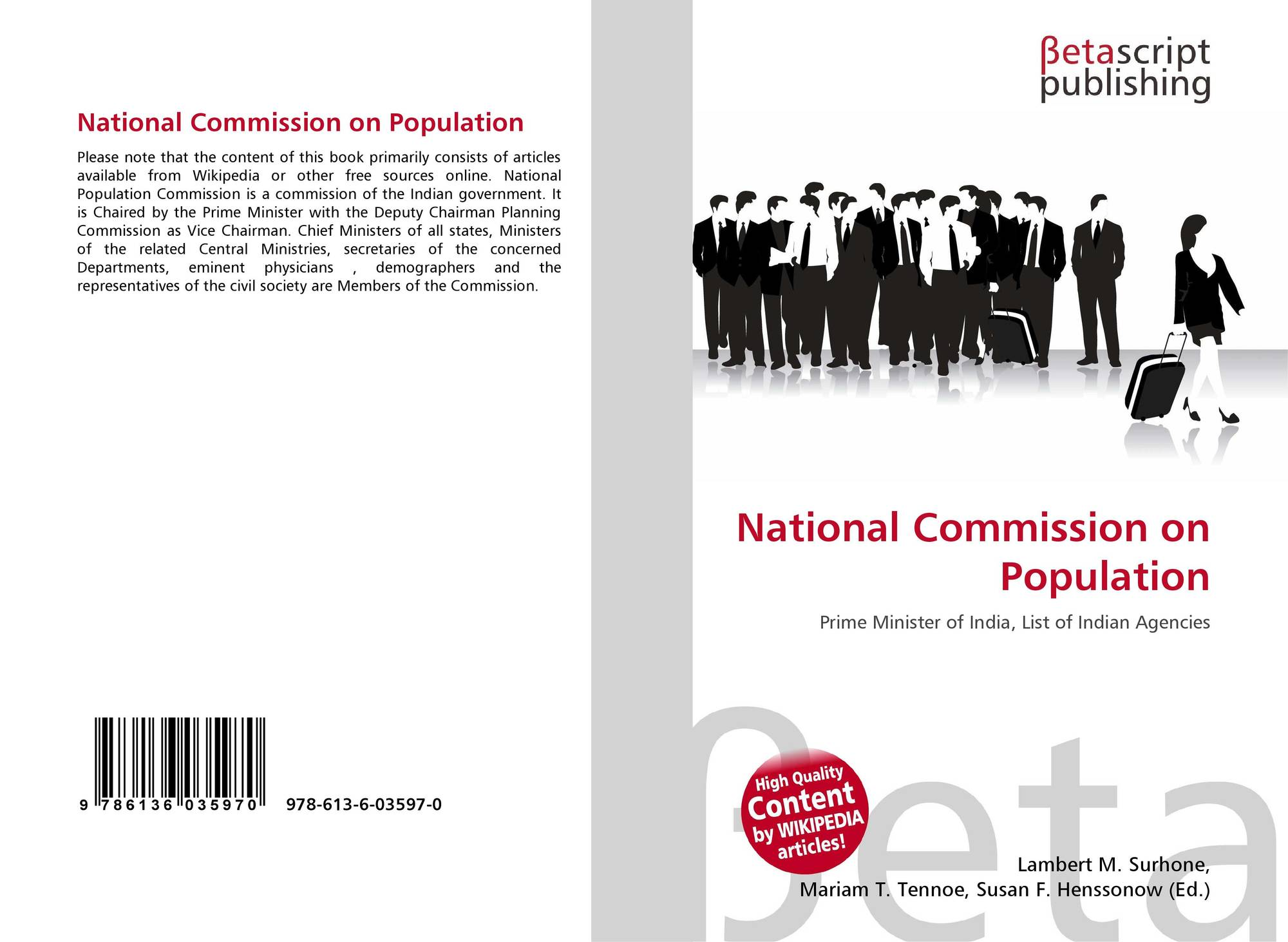national population commission india